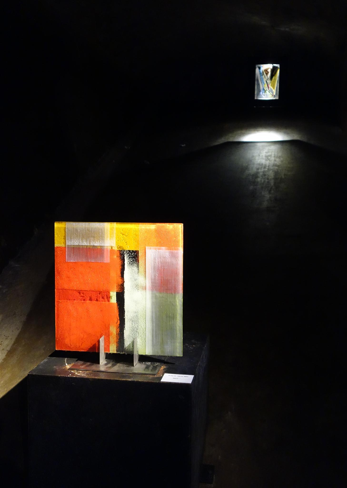 Underground Glass by Carolyn Chase