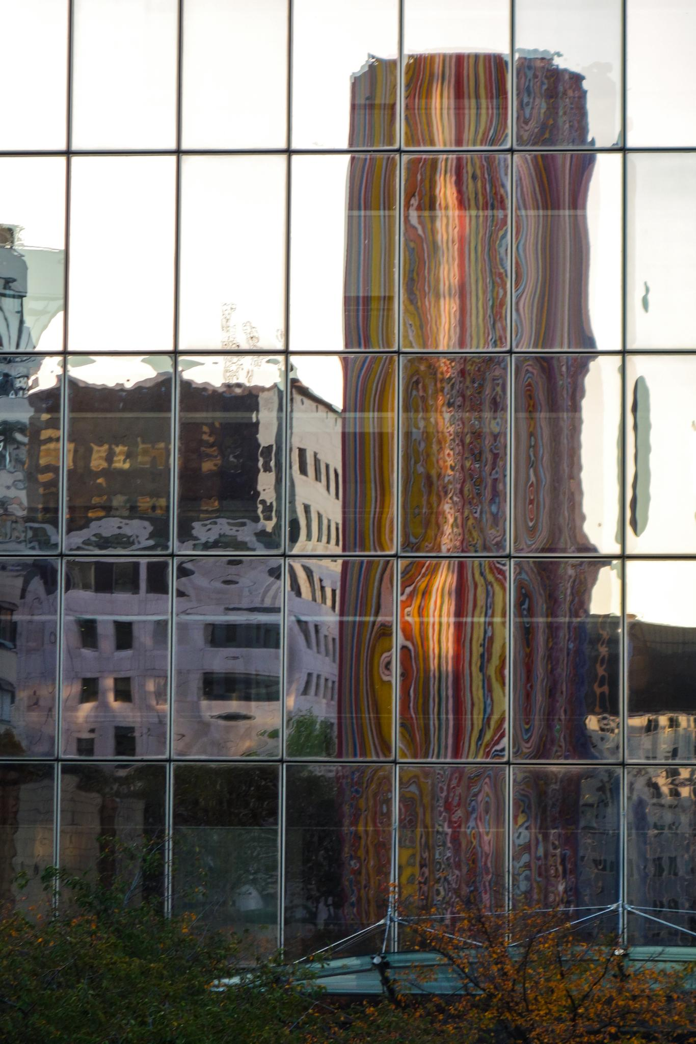 Le Moretti 3/4 (Reflection) by Carolyn Chase
