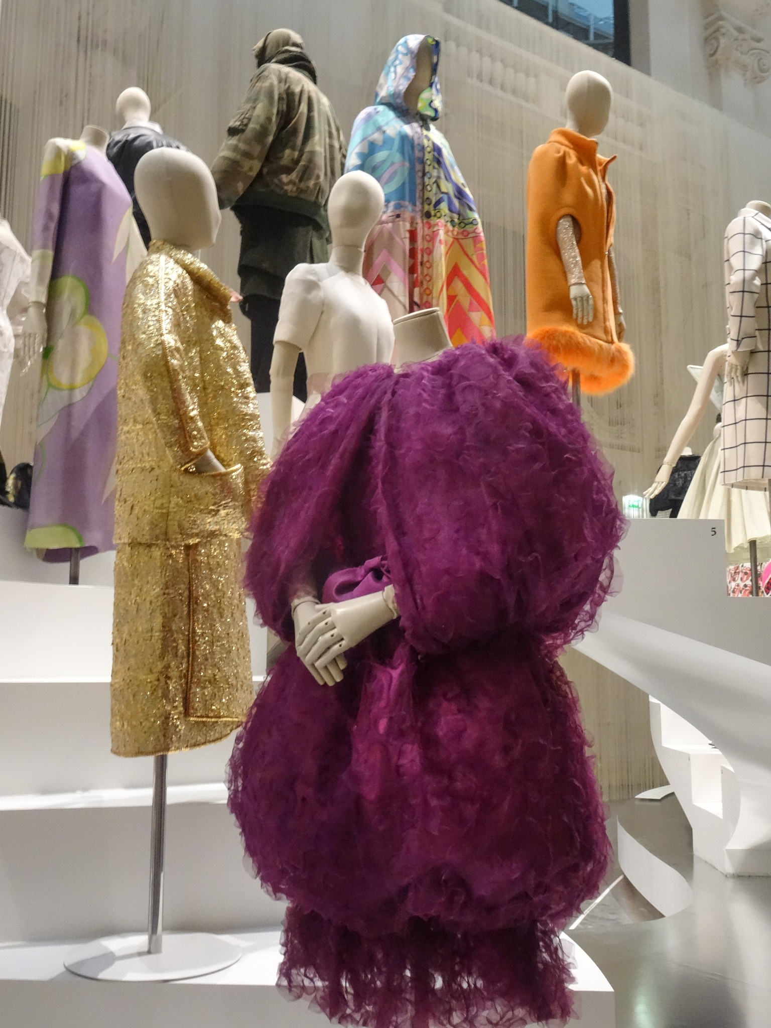 300 Years of Fashion 2 by Carolyn Chase