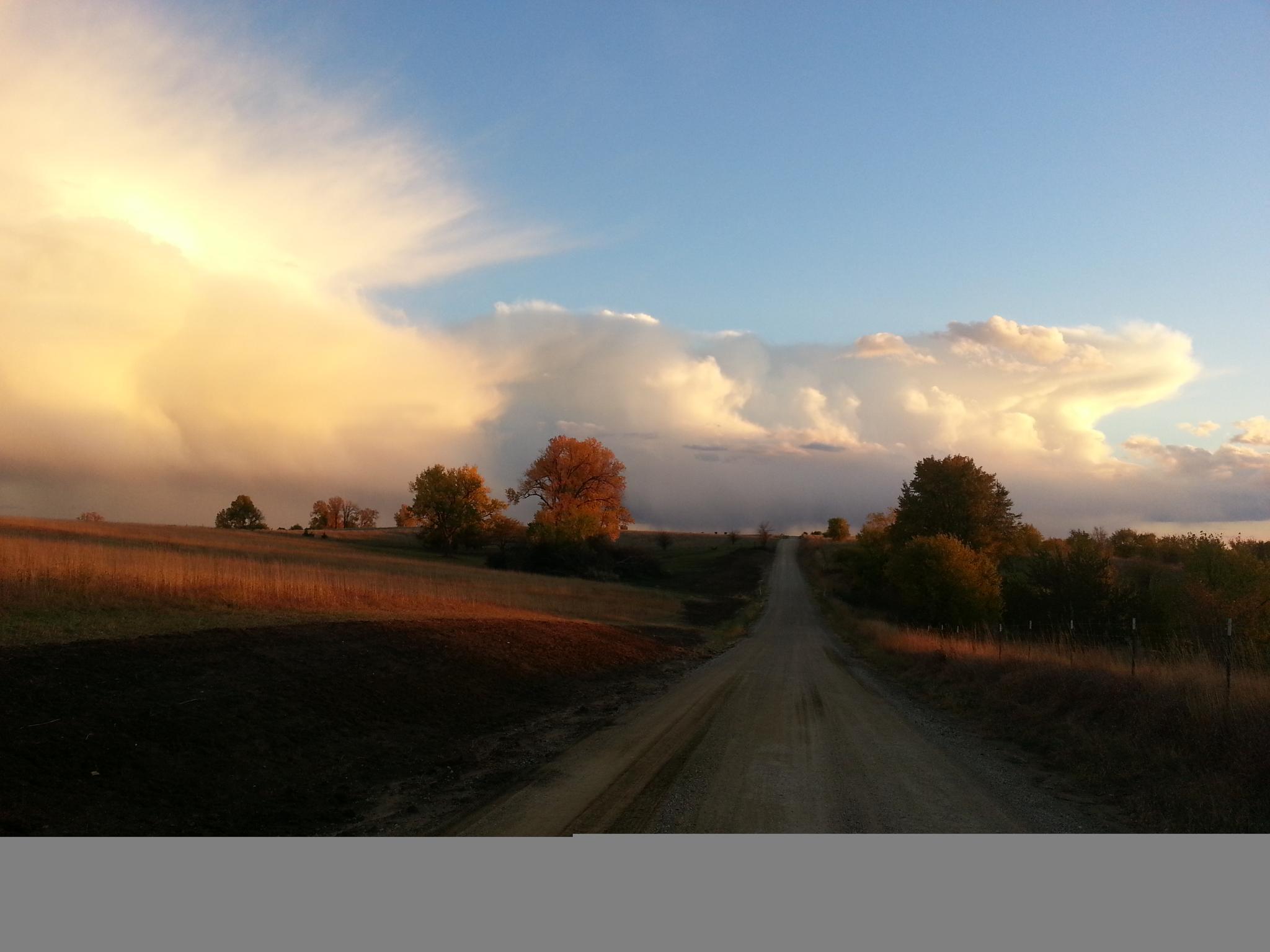 Back road cruzin by tammy.rodvelt