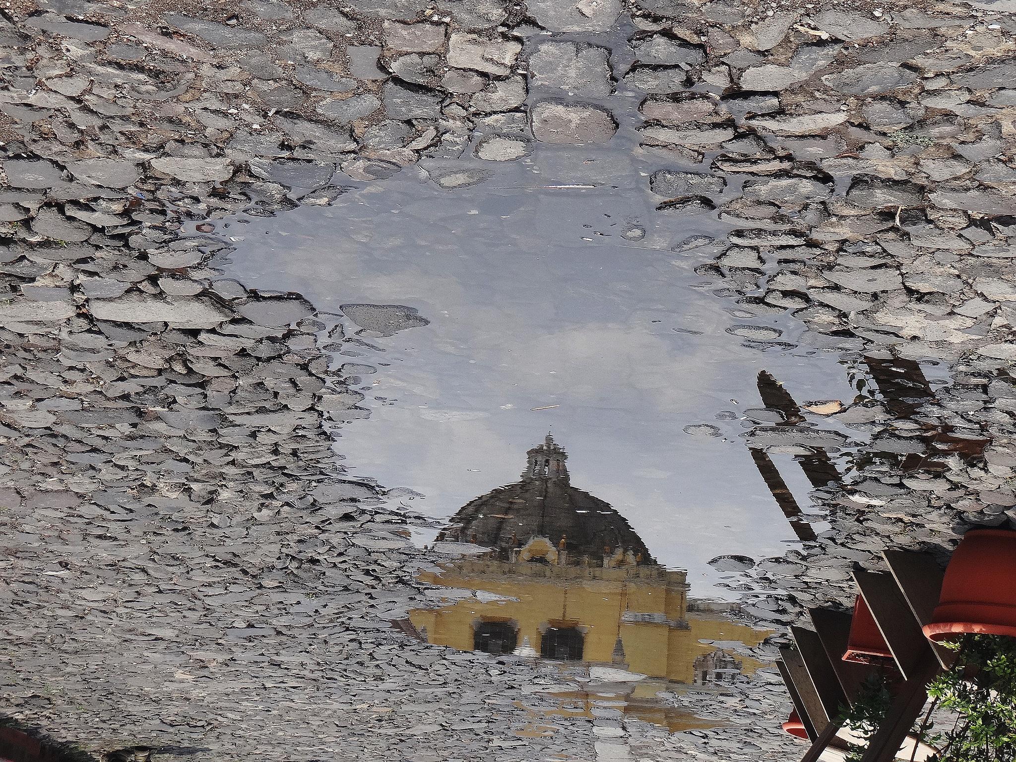 Photo in Street Photography #cúpula #antigua guatemala #turismo