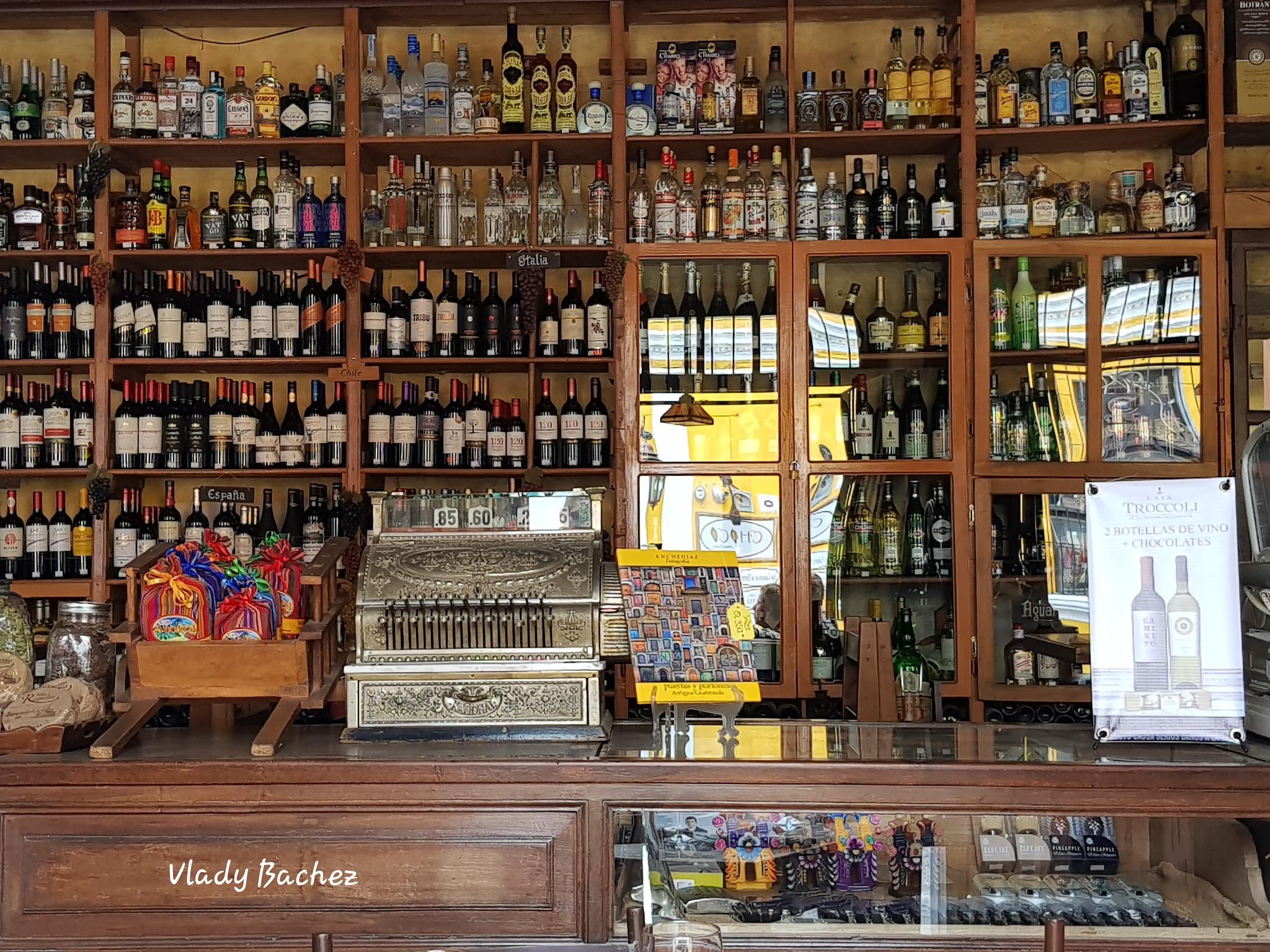 Tienda de Antaño by vladybachez