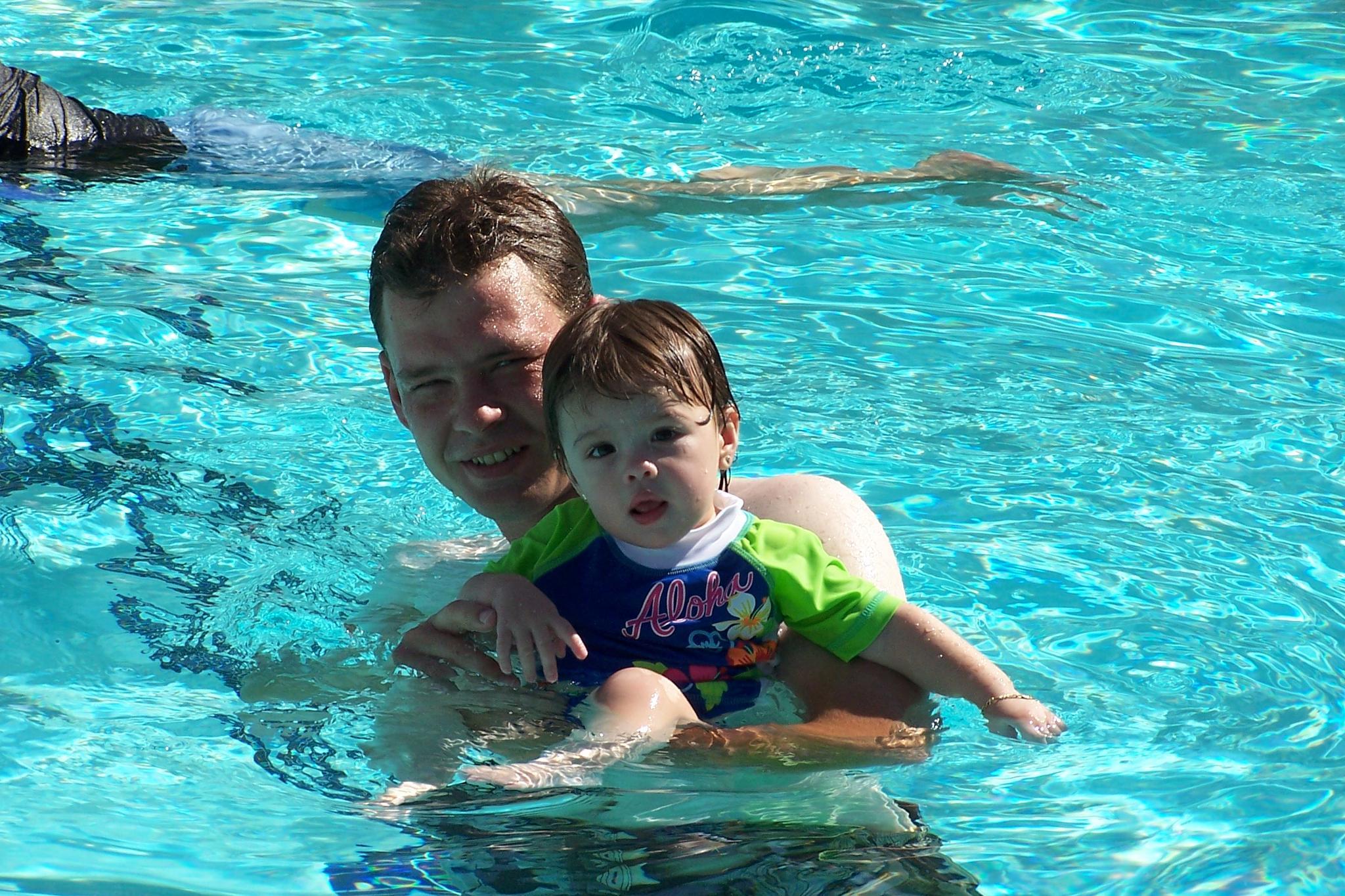 Palm Springs in August by ArleenDel