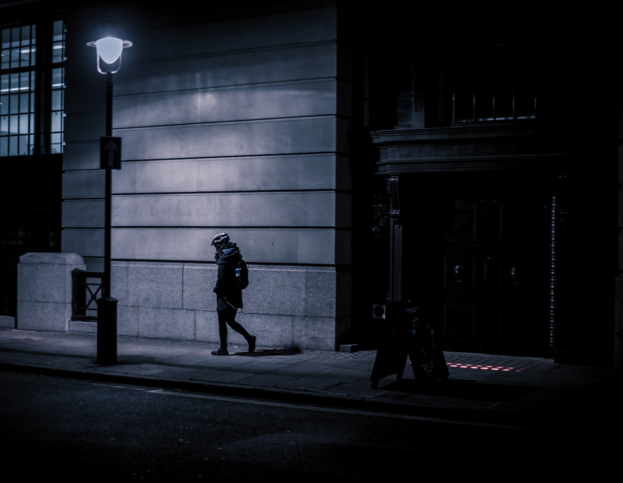 London after dark by edozollo