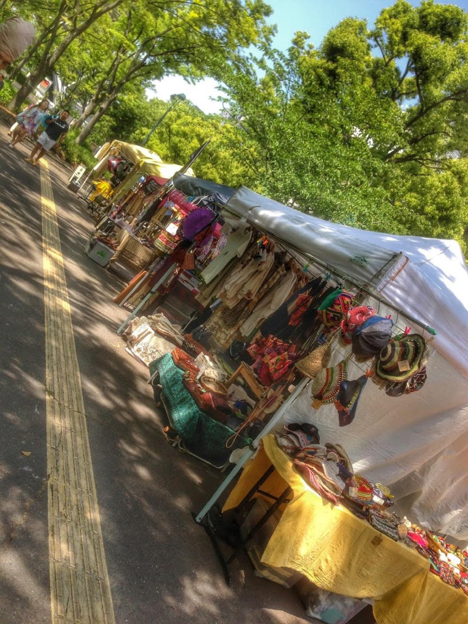 Flea Market by jessy b