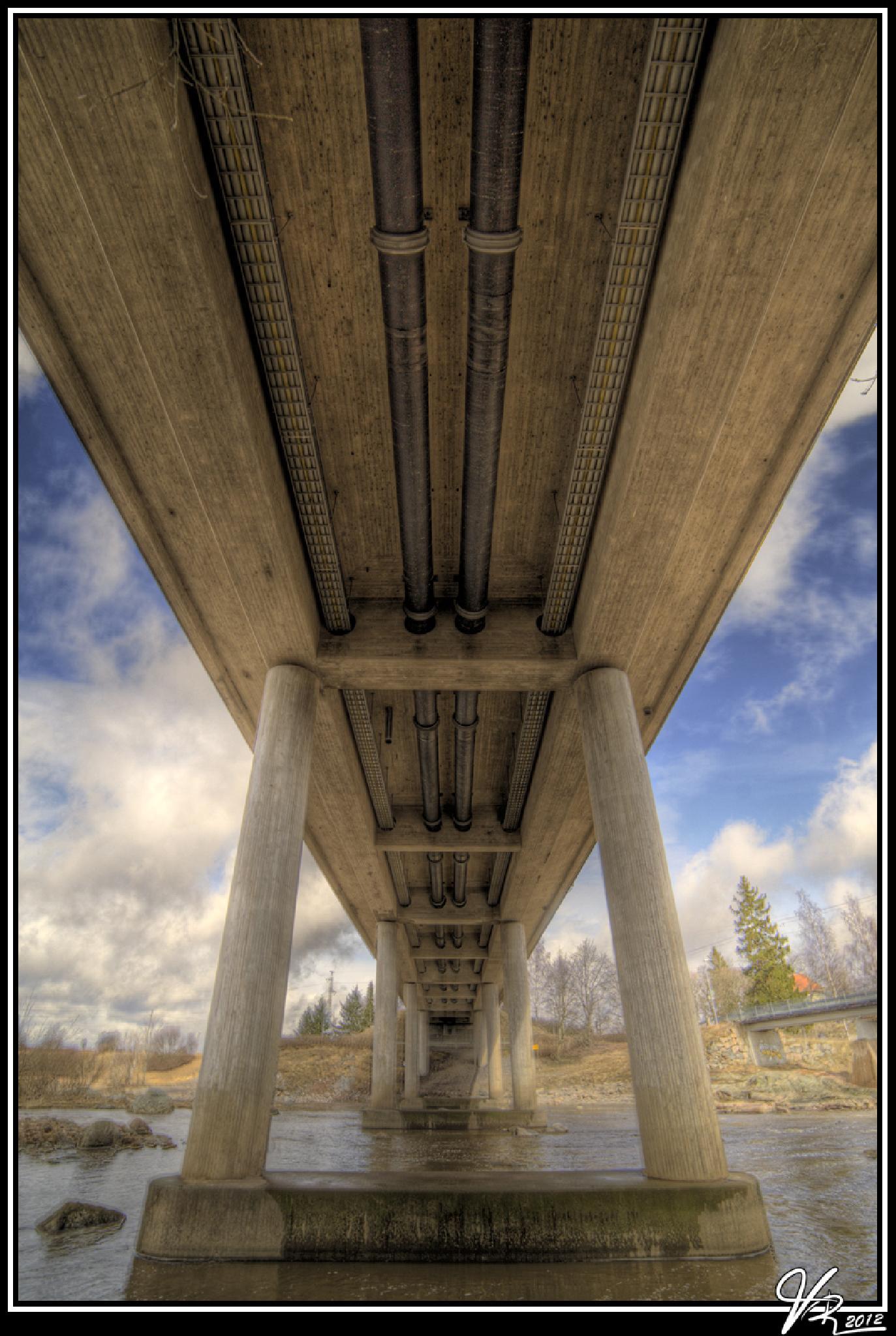 Under the Bridge by Ville Ruusunen