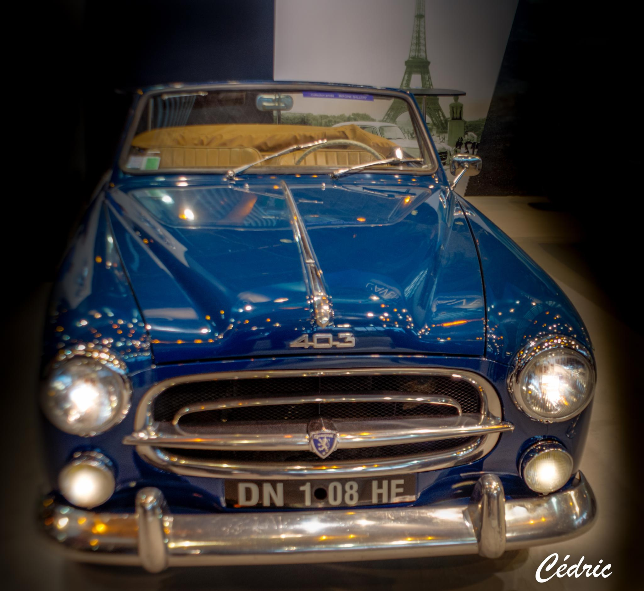 peugeot 403 by cedricloy8