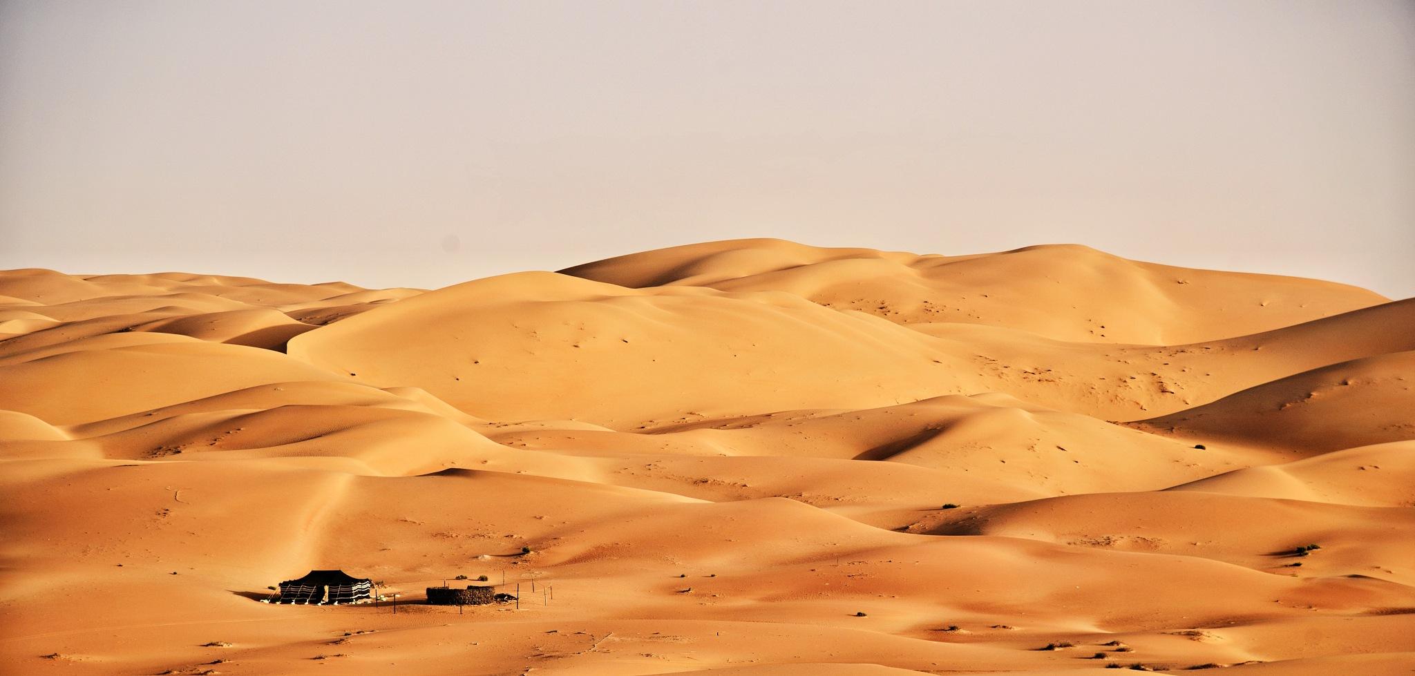 Desert-ed by Sanjiban Ghosh