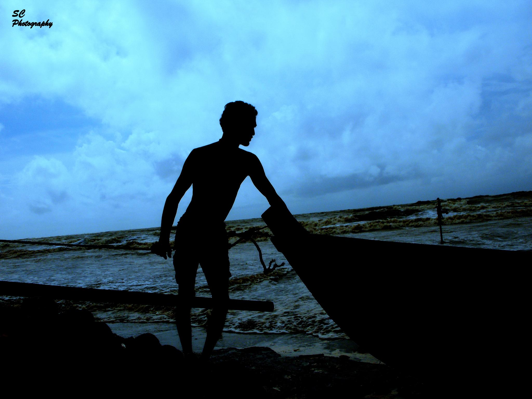 Fisherman by surajit.chakraborty.3745