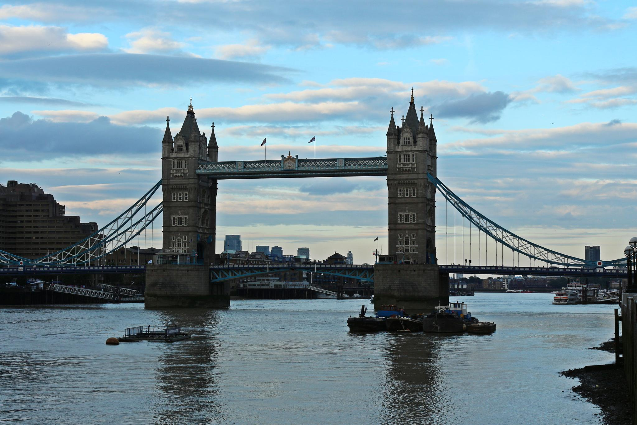 The Tower Bridge by tayfun.tatar
