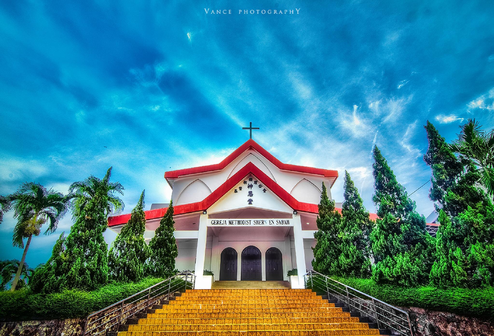 Church by Vance Tan