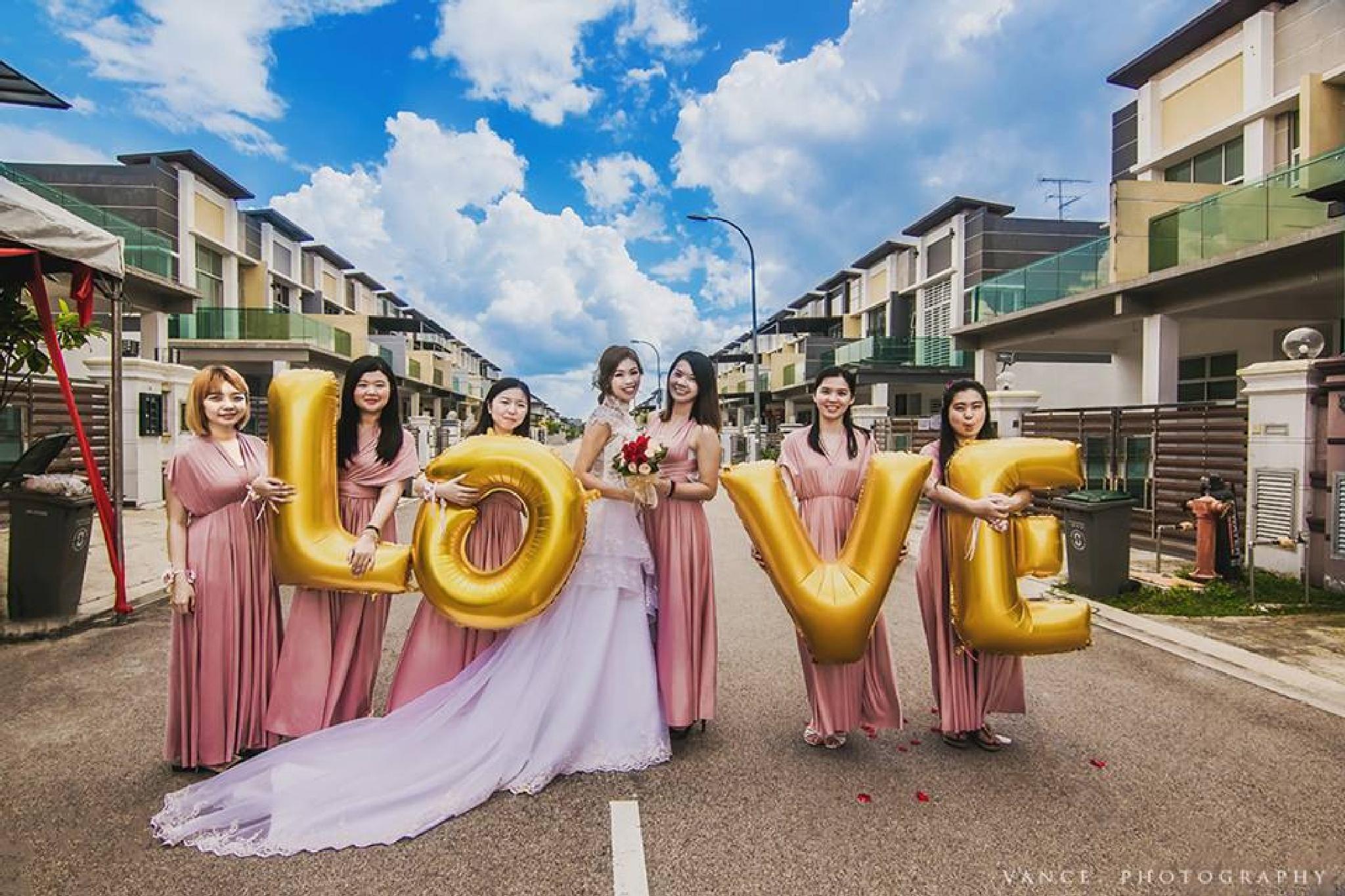 7 Sisters by Vance Tan