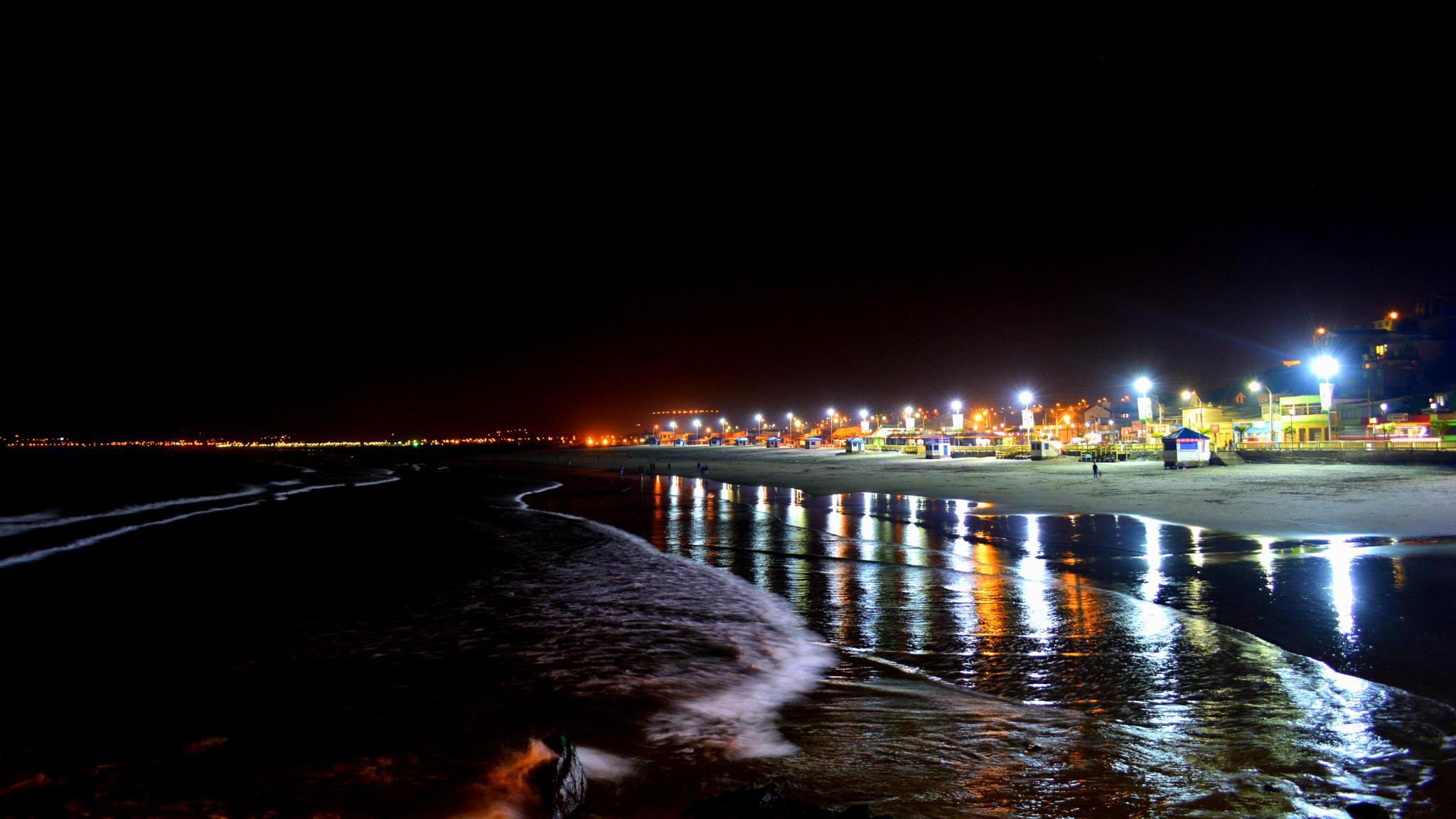 Reflejos nocturnos by CarlosVenegas.
