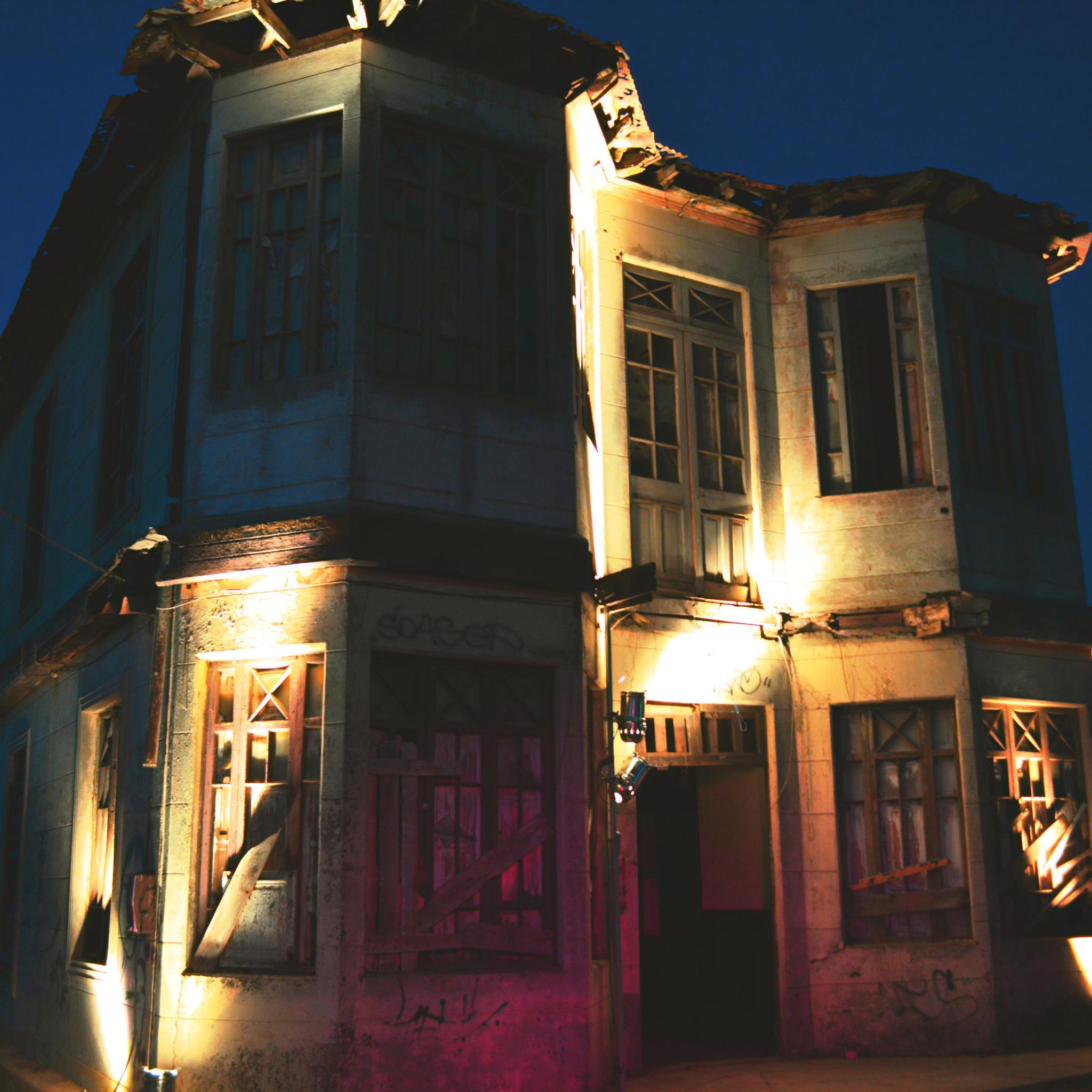 Monster House.. by CarlosVenegas.