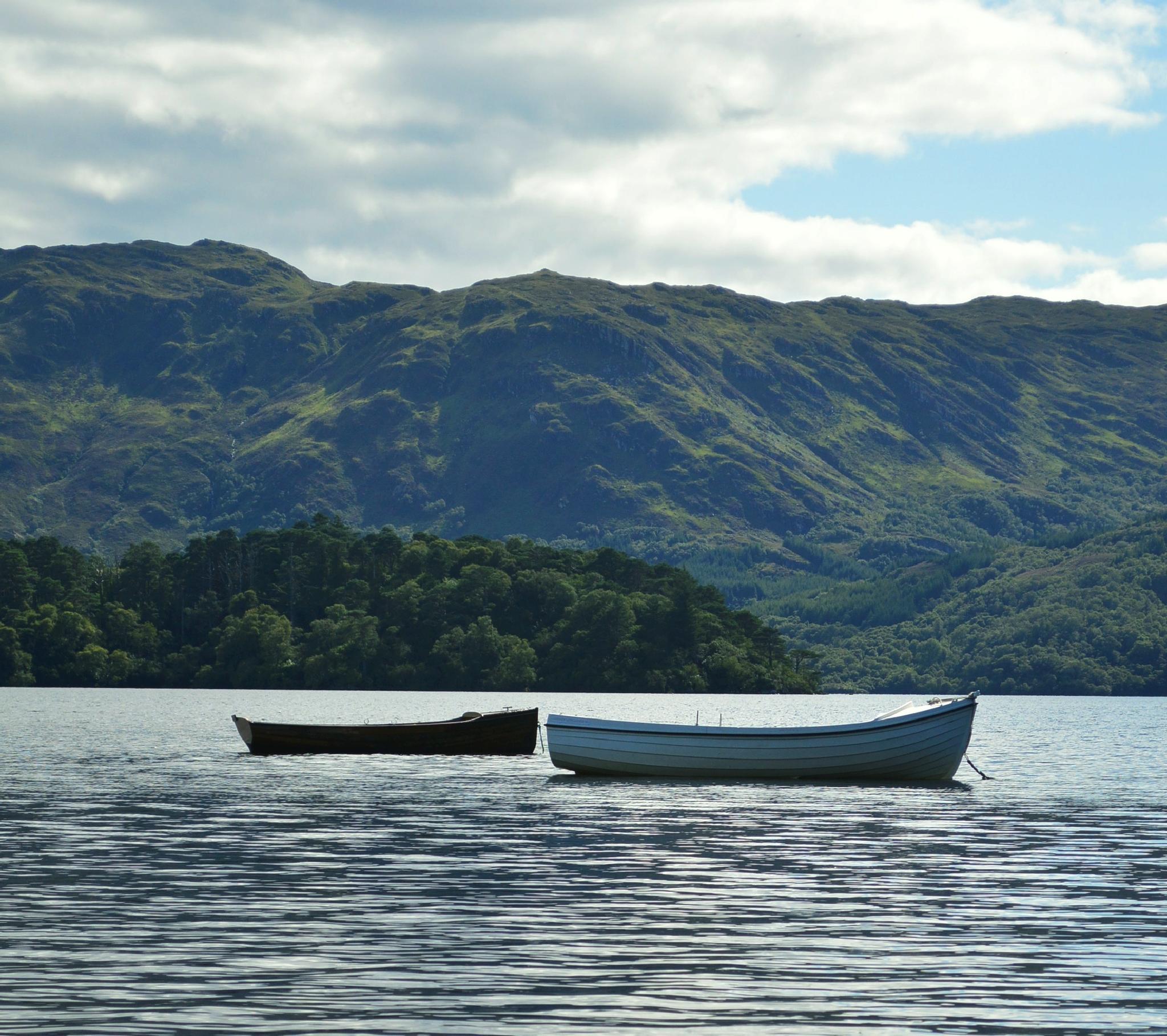 Loch Morar by andrewwalker14