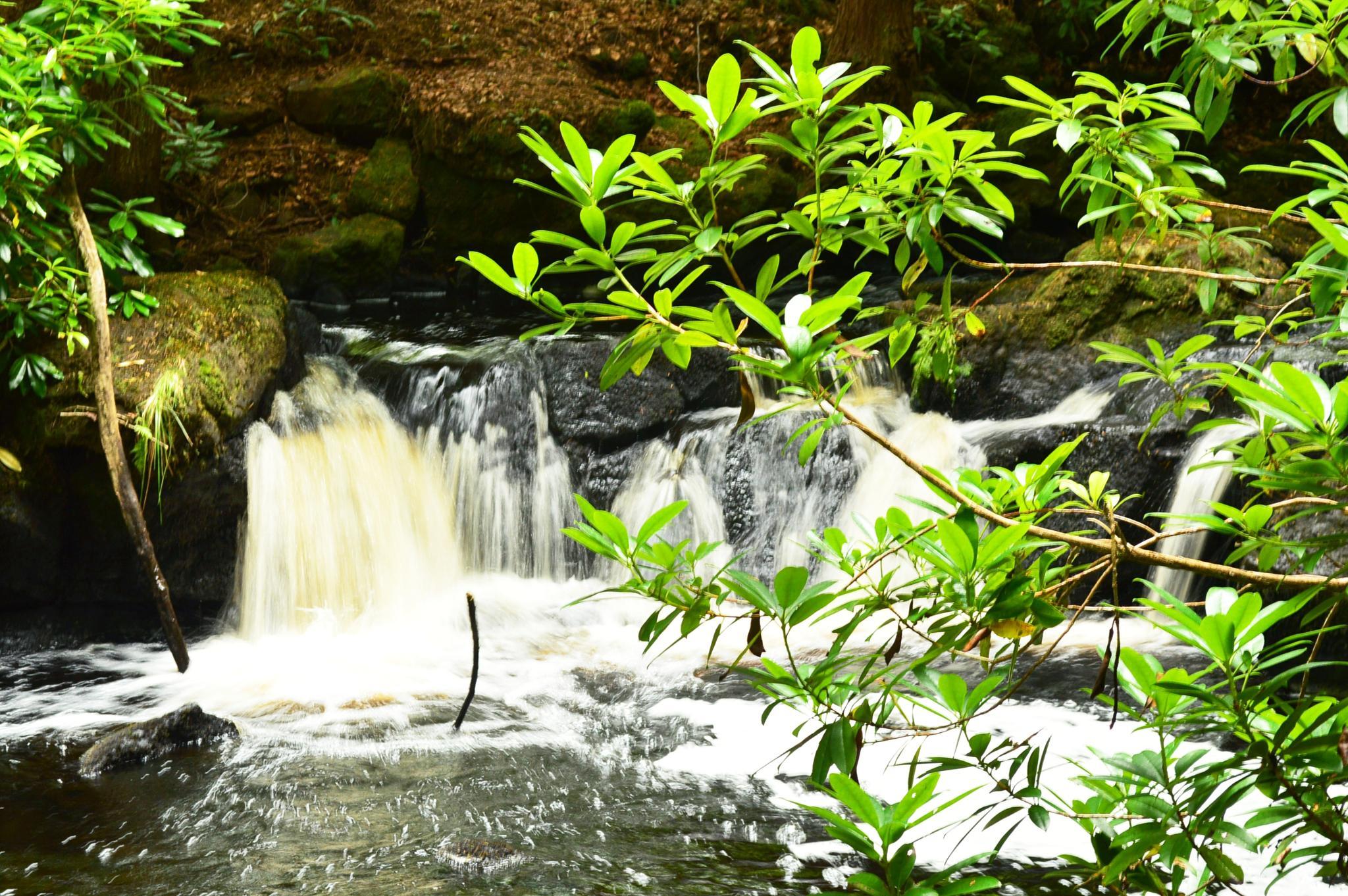 Waterfall by andrewwalker14