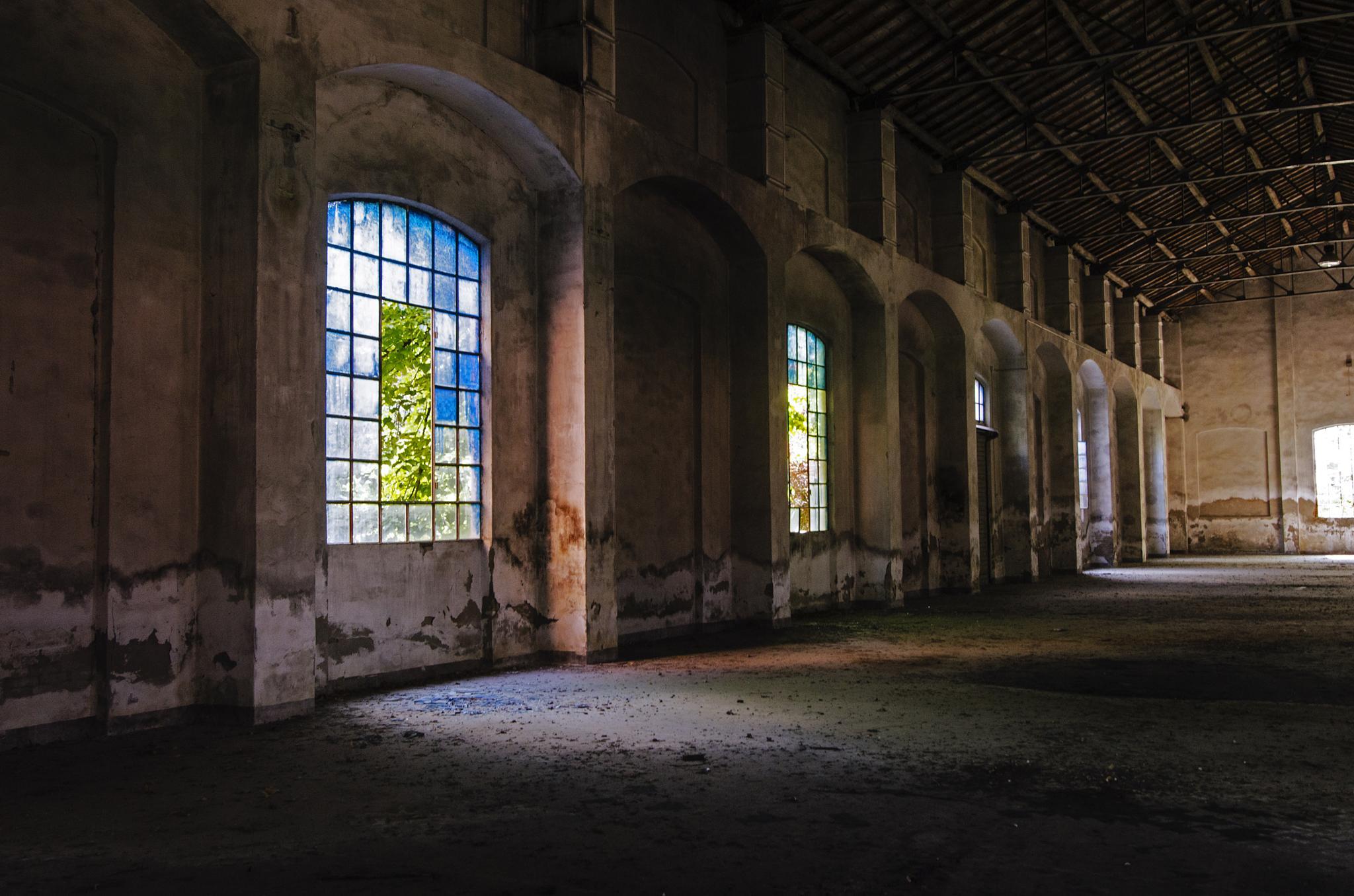 Oldest warehouse by Marco Mandirola
