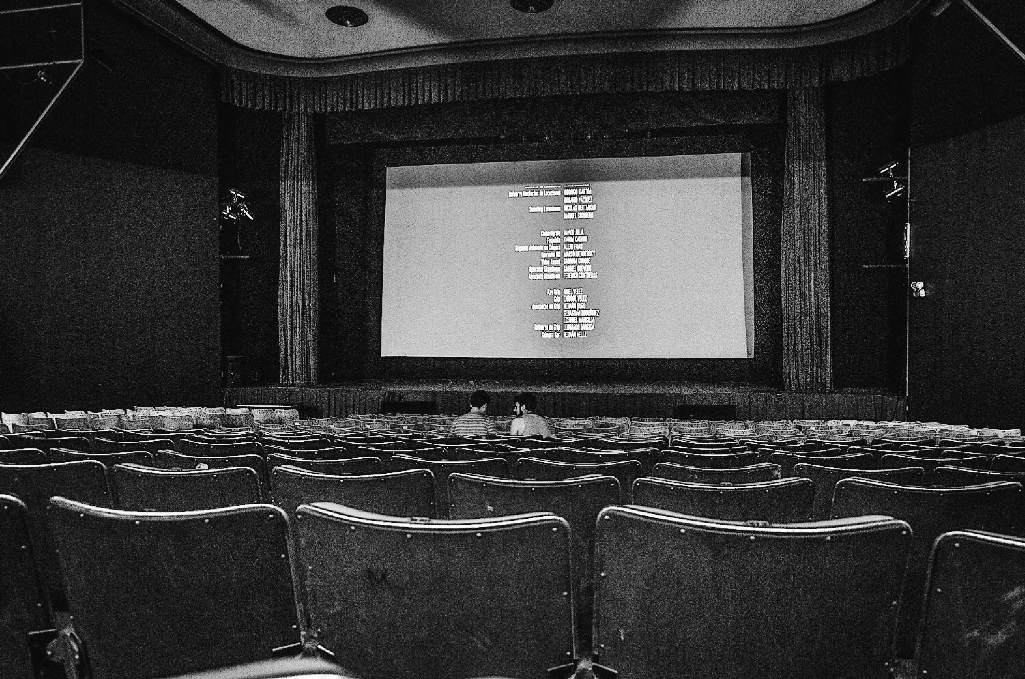 Cine Arte Normandie  by pablo.maturana2