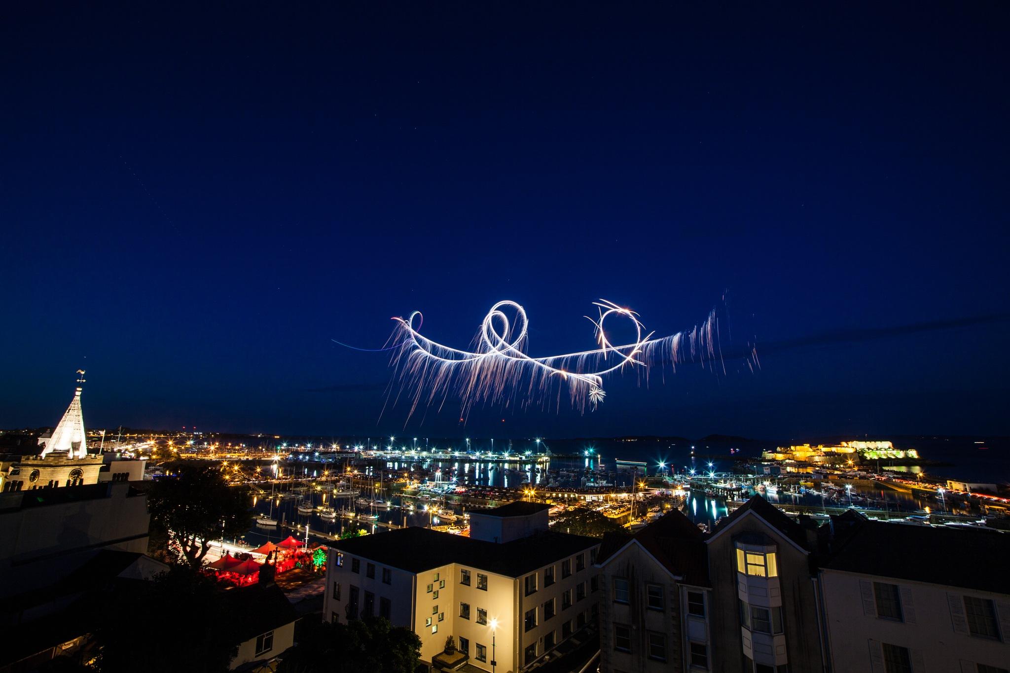 Aerosparx by bryan collenette