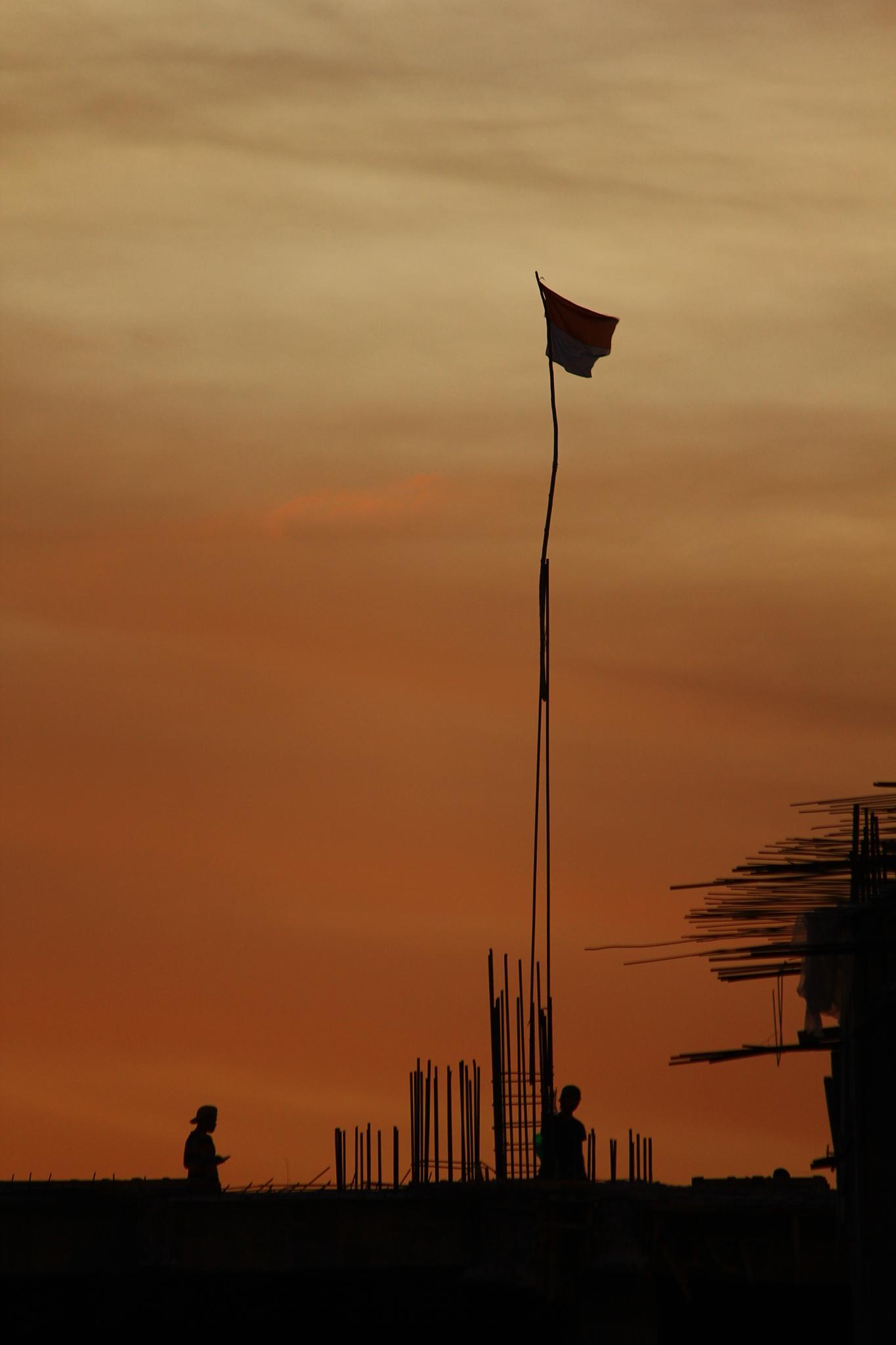 Flag by ElyasFhaidsLena