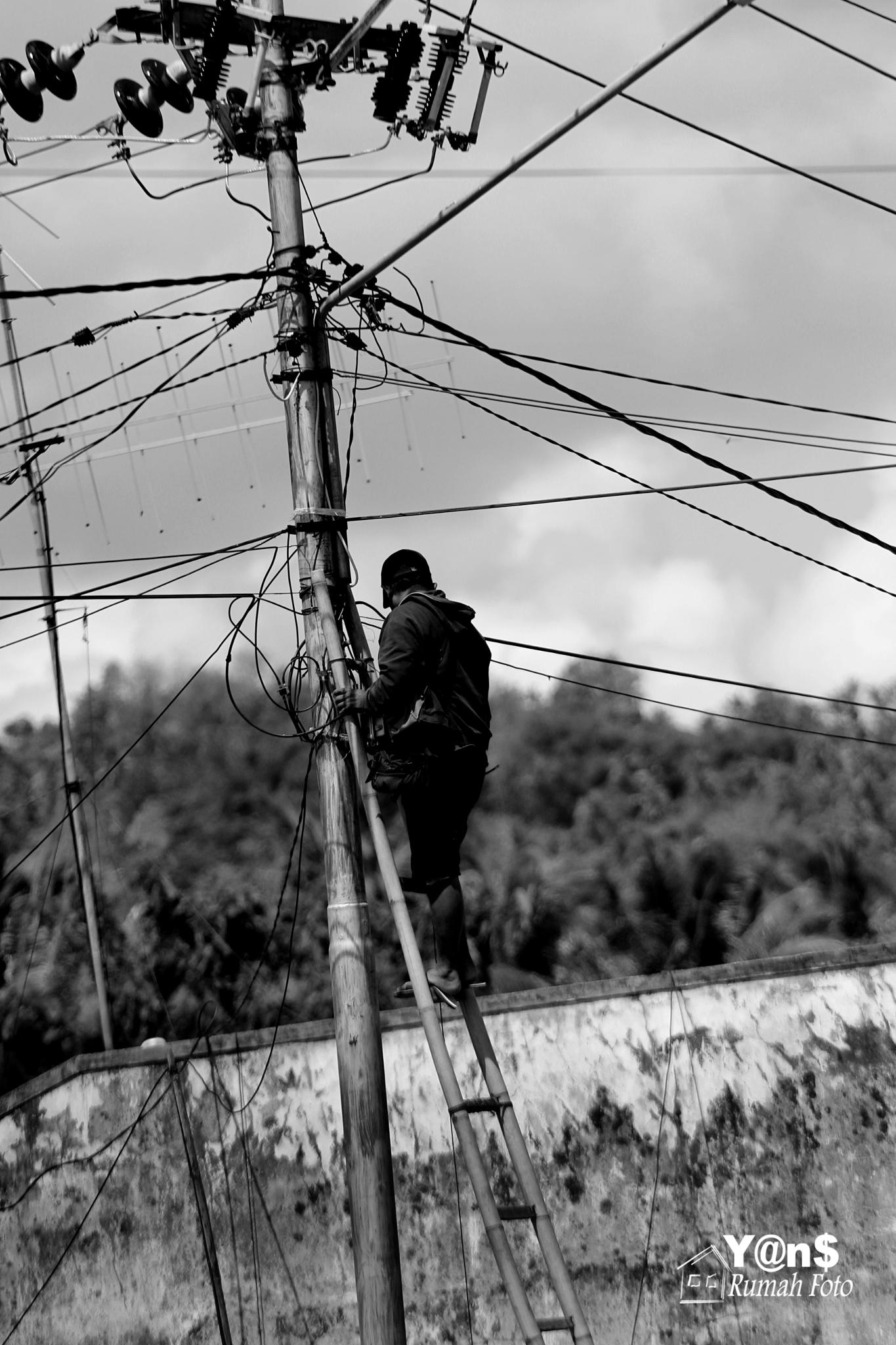 cabel guy by Yans Photography