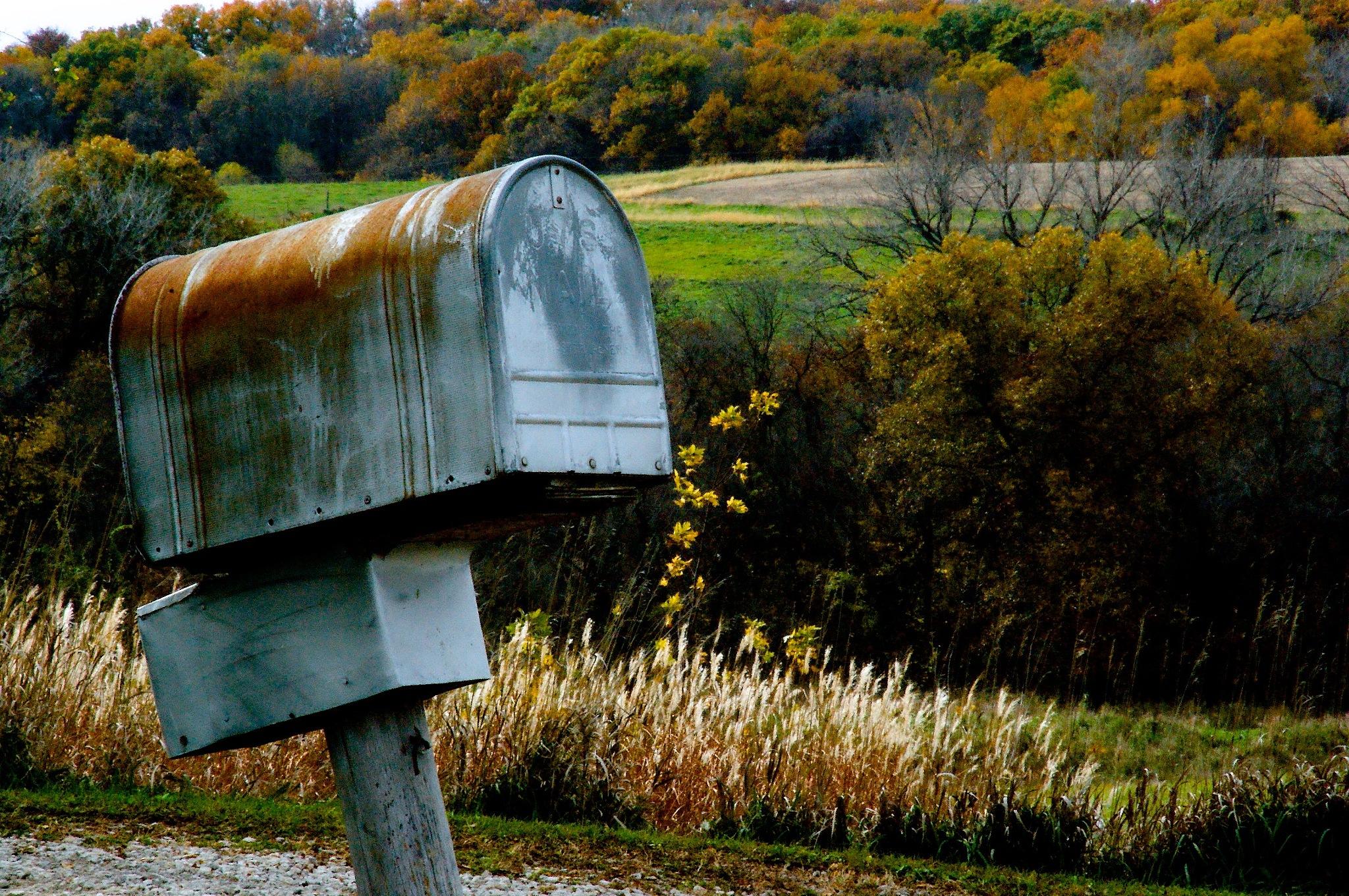The Farmers Box by John Schmoll