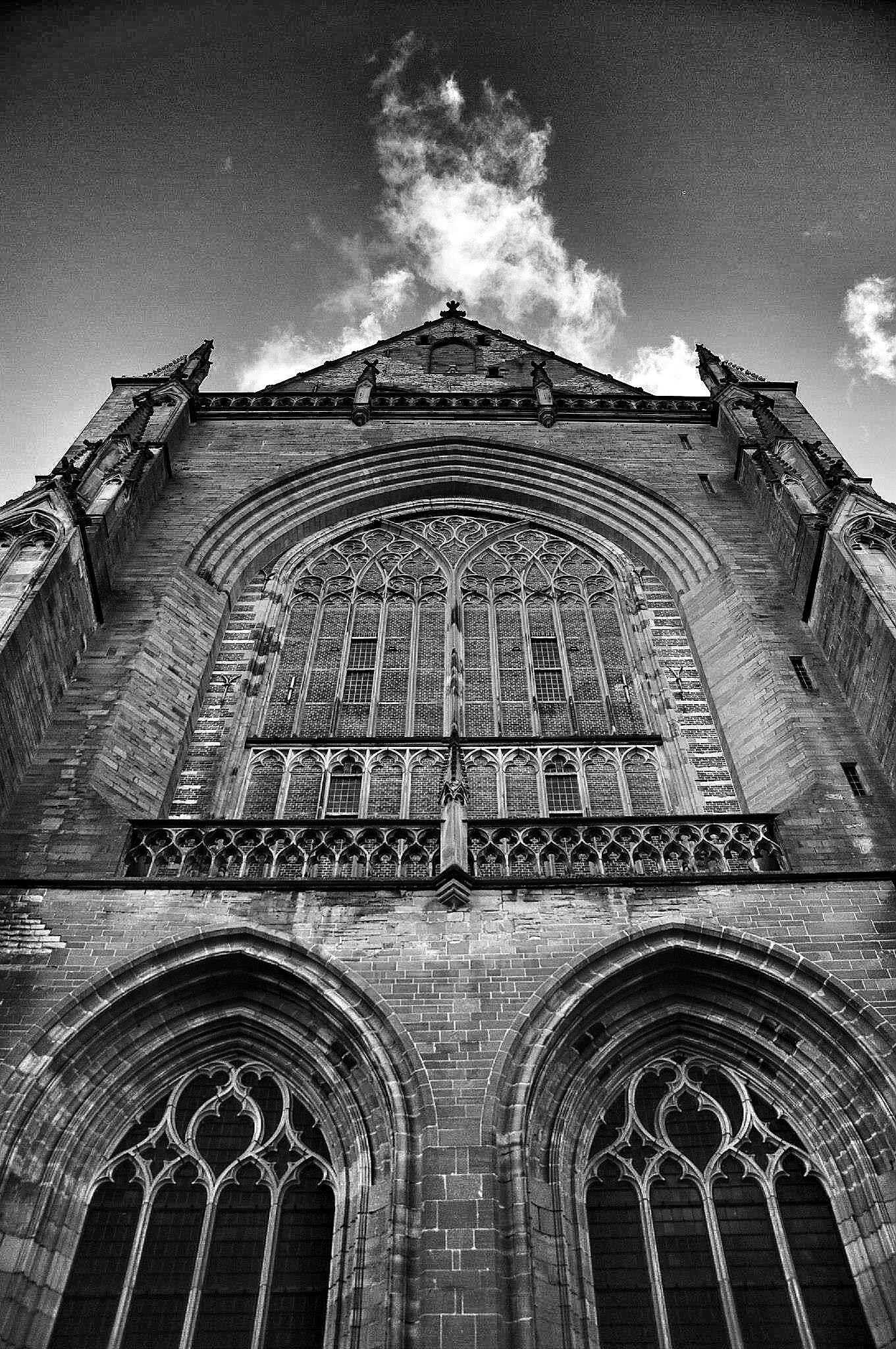 church Haarlem by ron.krijnen