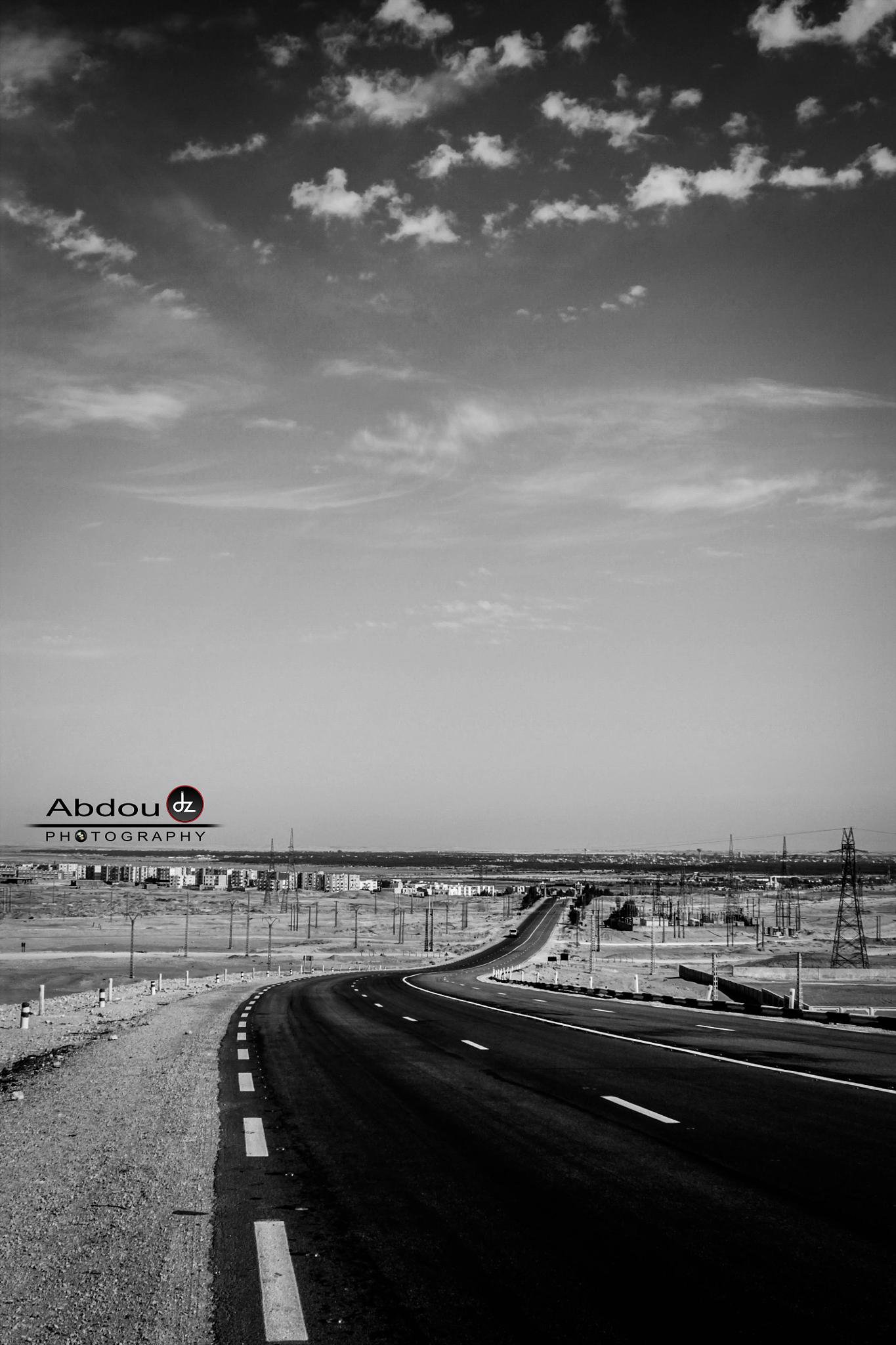 Way  by Abdoudzphotography