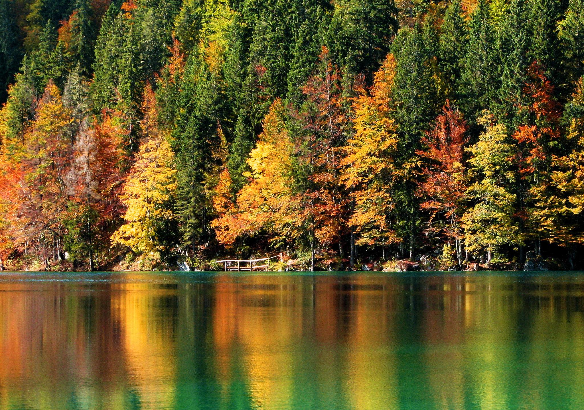 Lake Fusine - Belopeška jezera by BernardaBizjak