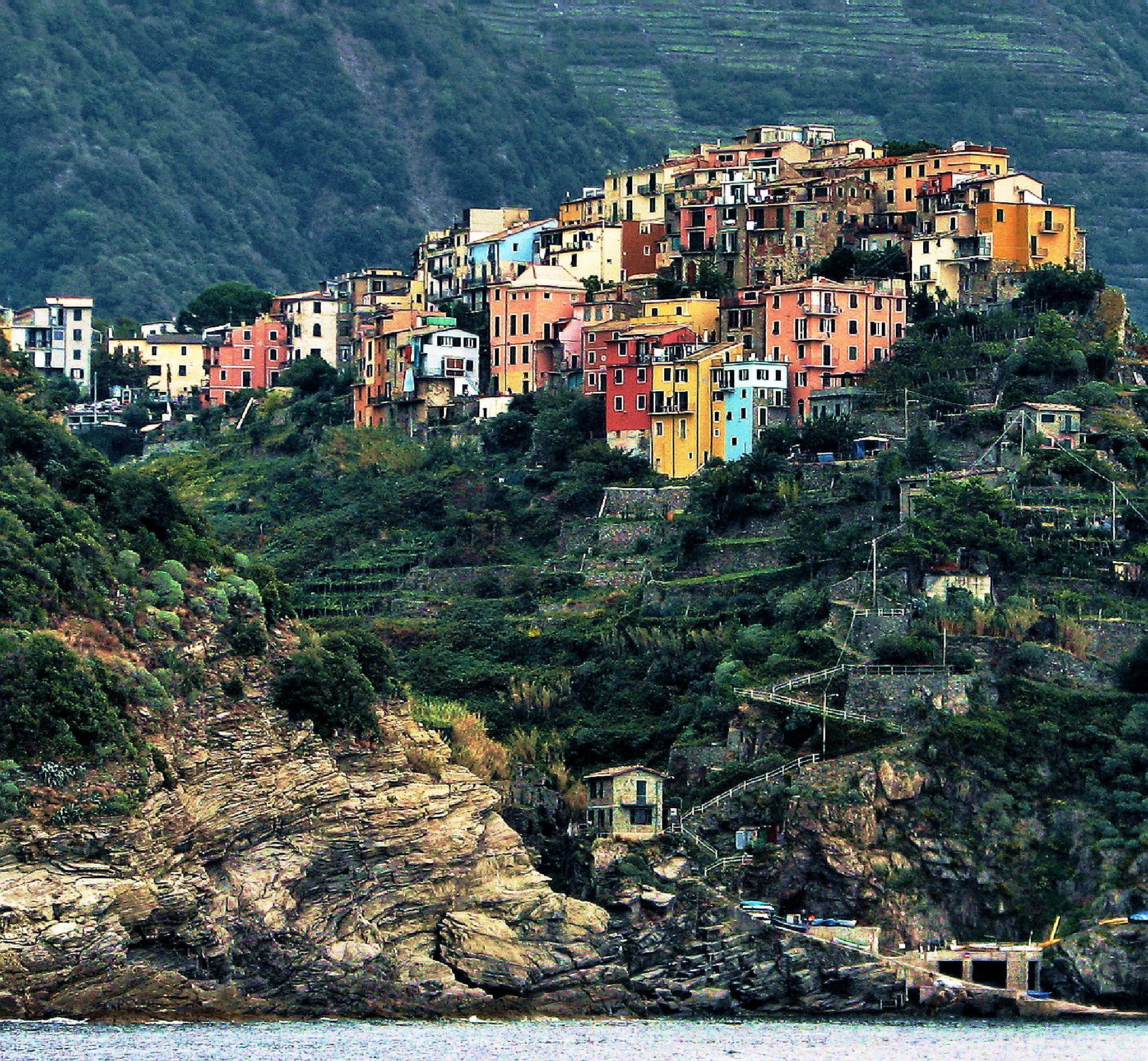 Cinque Terre - Carniglia by BernardaBizjak