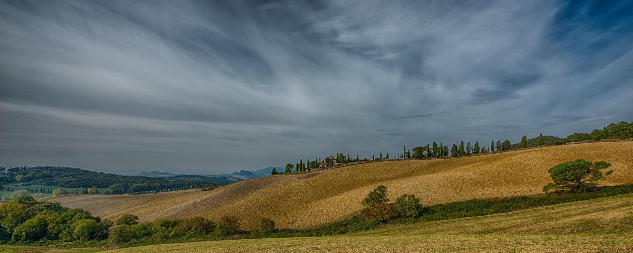 Toscane by R van Wijk