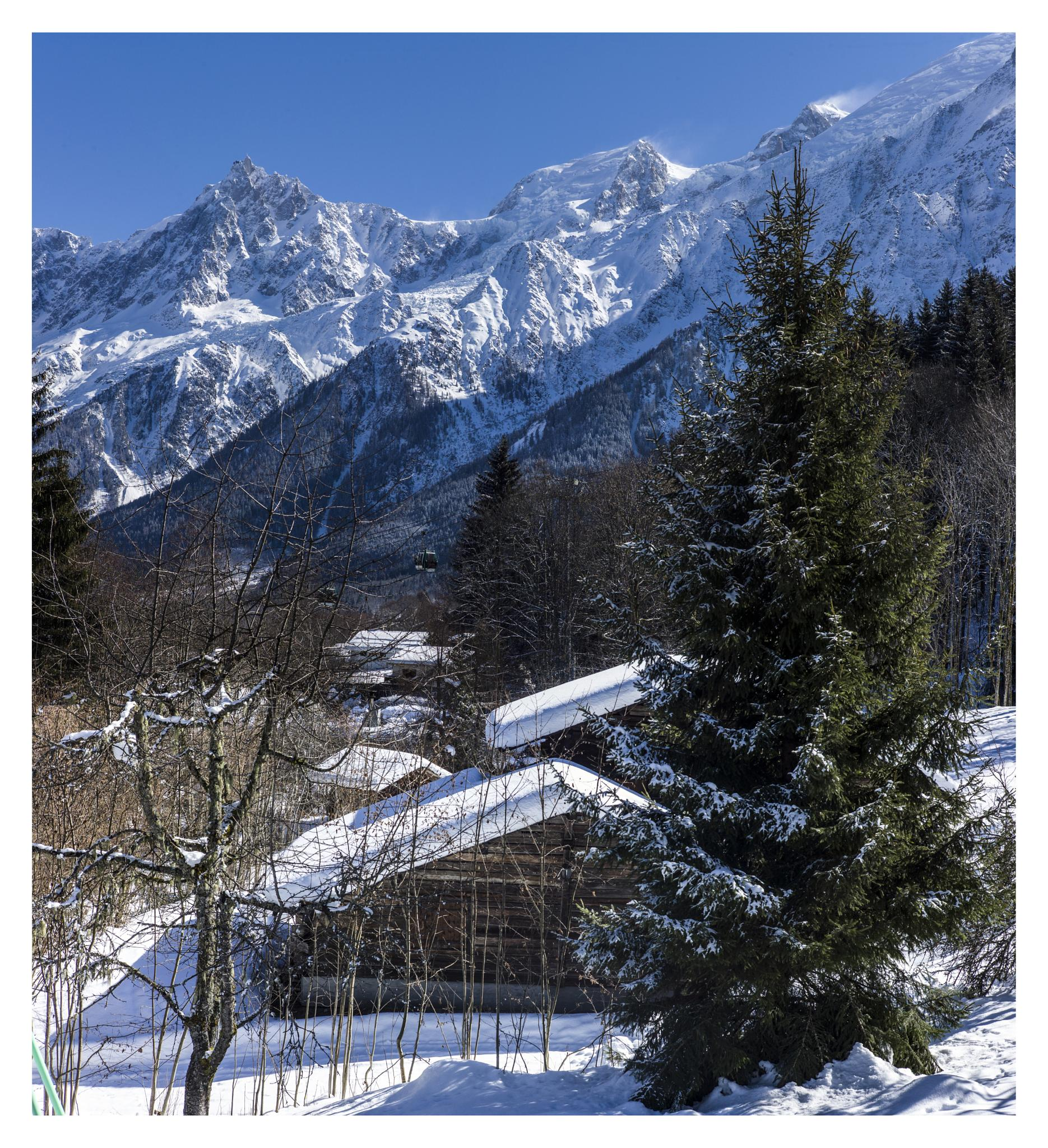 Les Houches, Chamonix by leicajerome