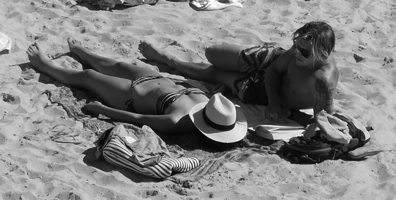 Summer attitudes by Photosniper