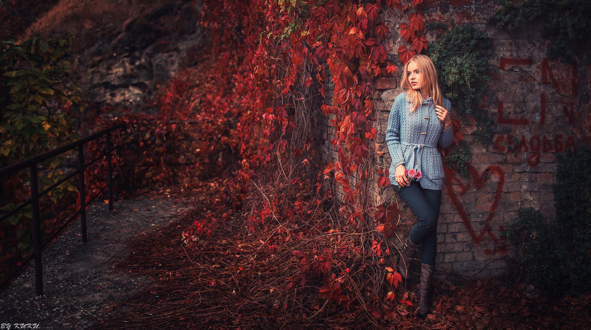 girl by arturs.kukuskins