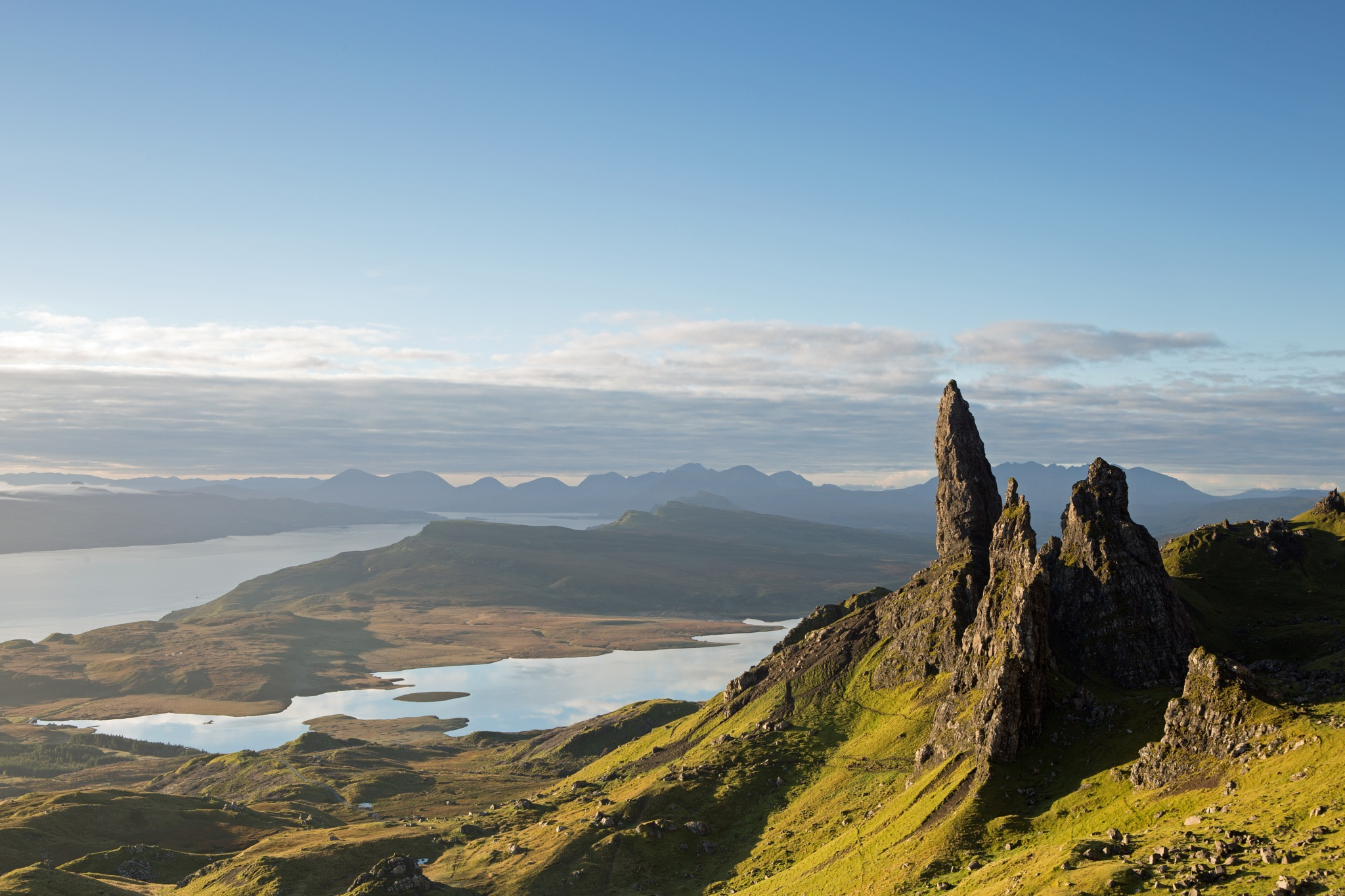 The Old Man of Storr by Gordon Dryden