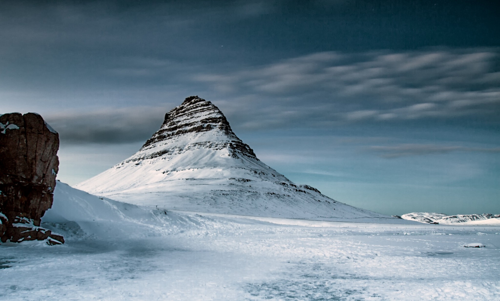 Kirkjufell by Gordon Dryden