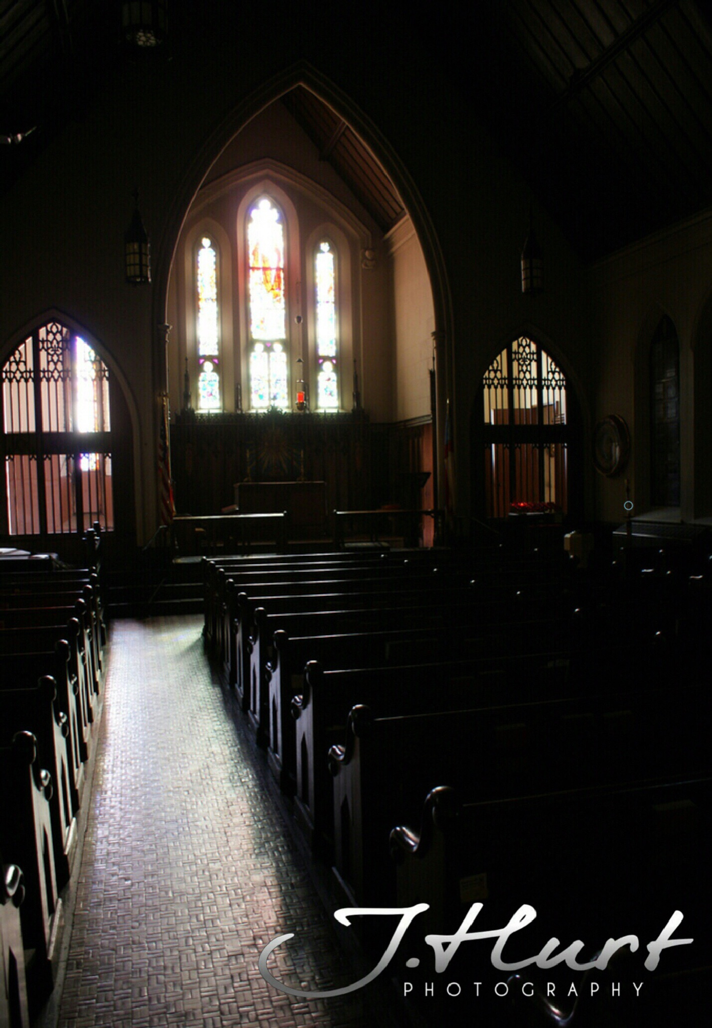 Church by J. Hurt Photography, LLC.