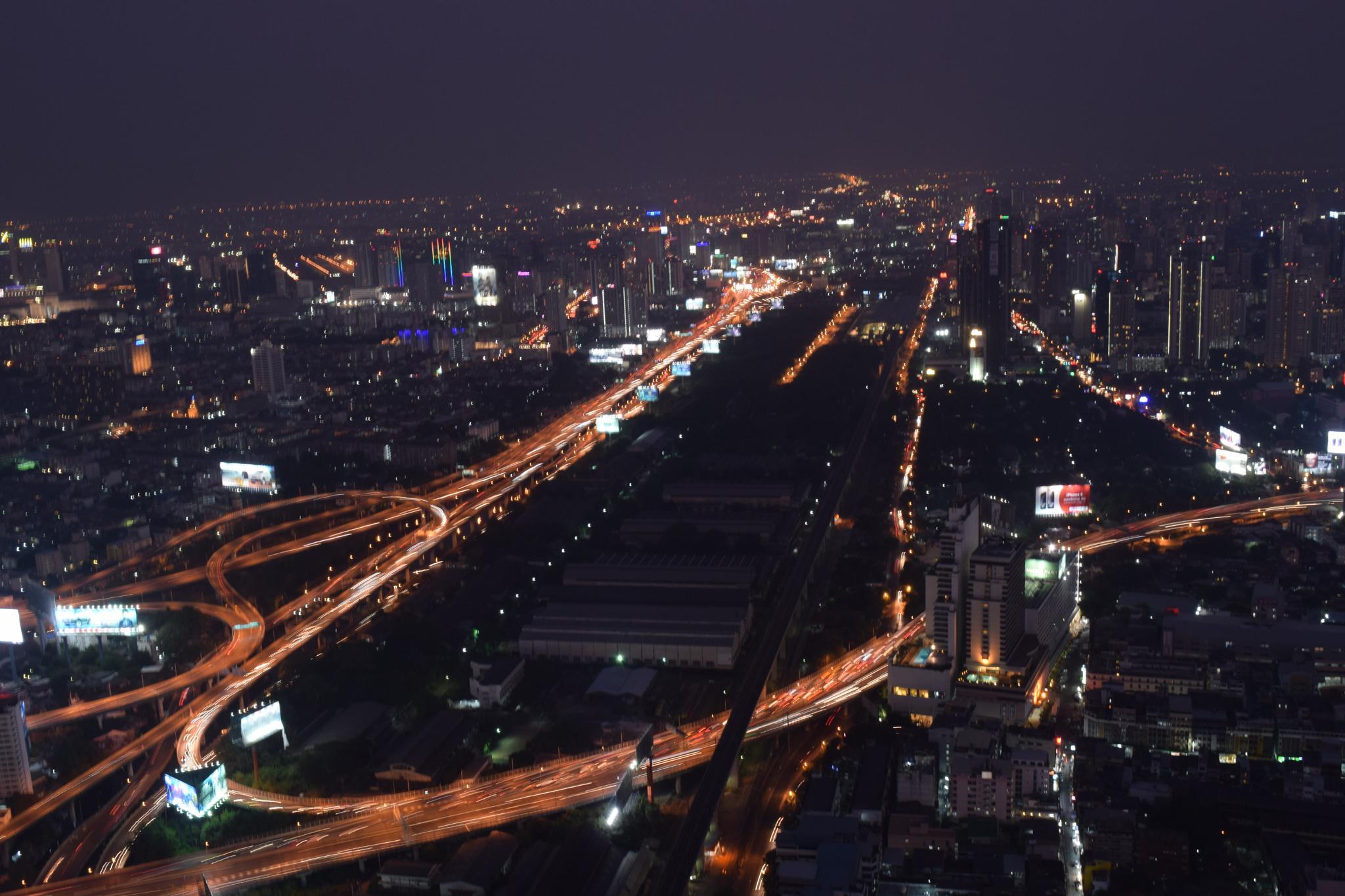 Bangkok by Etrazine