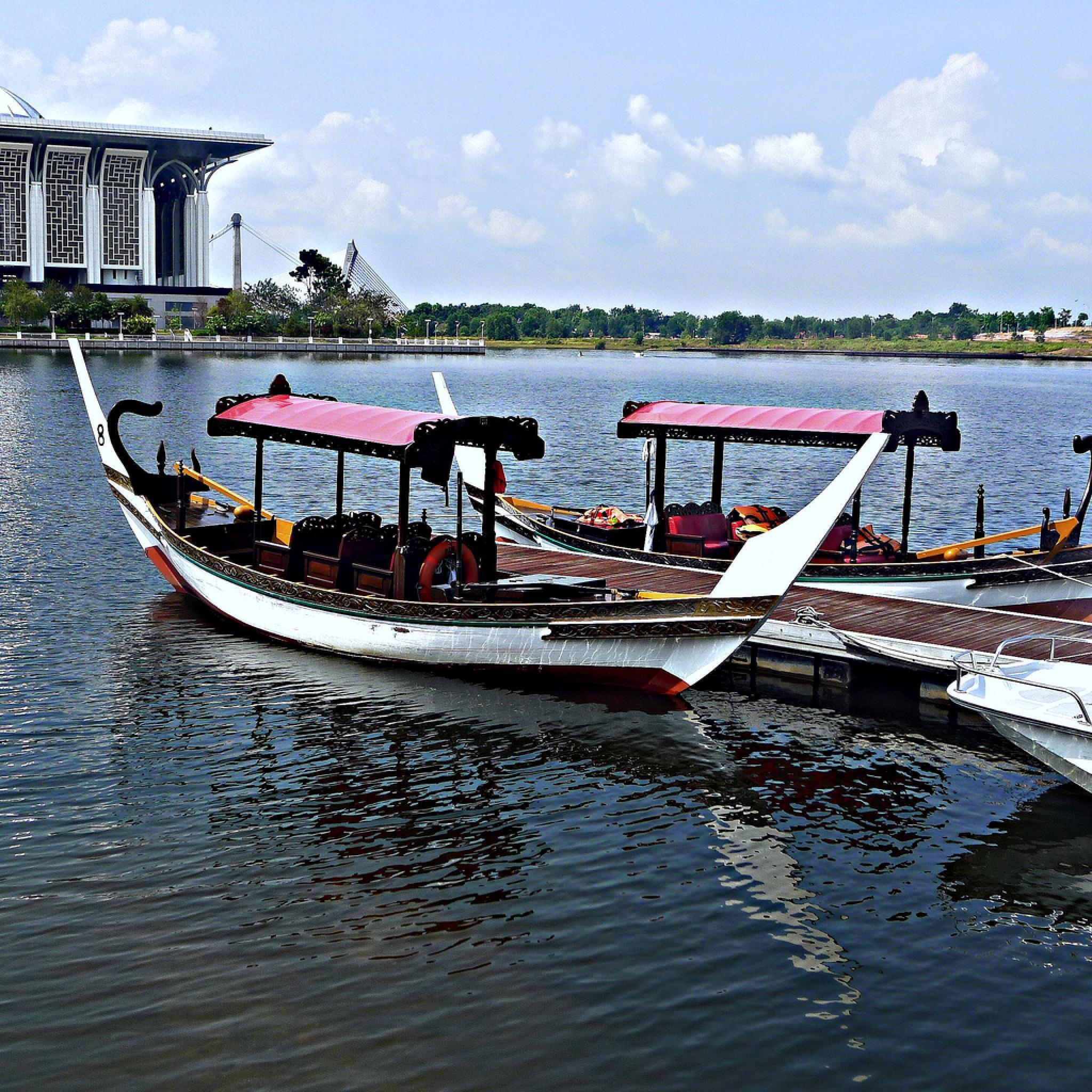 Malaysian gondolas by Adib Noh