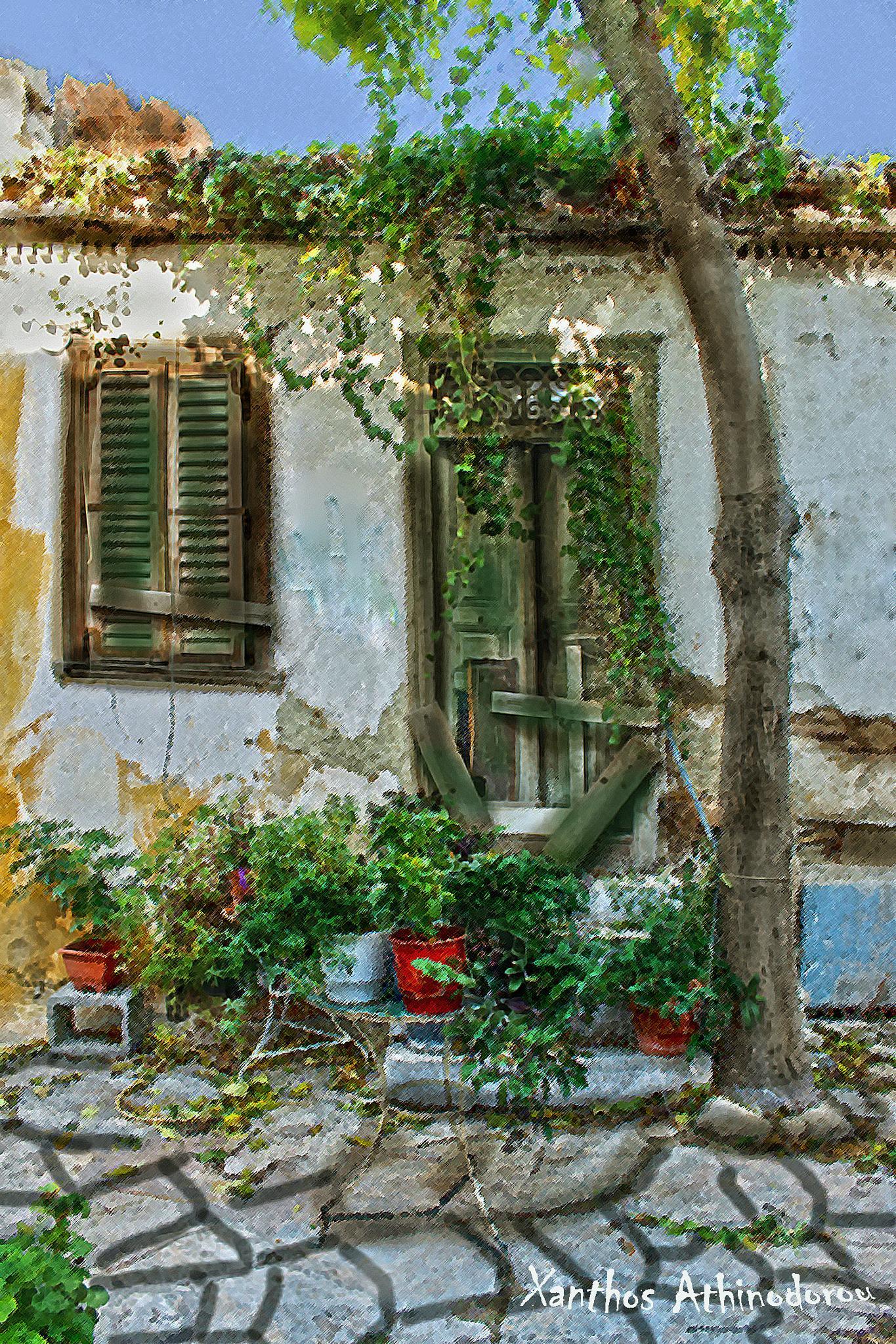 Untitled by Xanthos Athinodorou