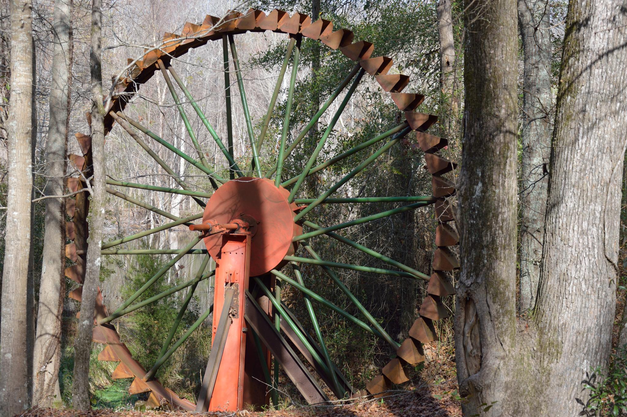 Water Wheel by Deanna Bishop