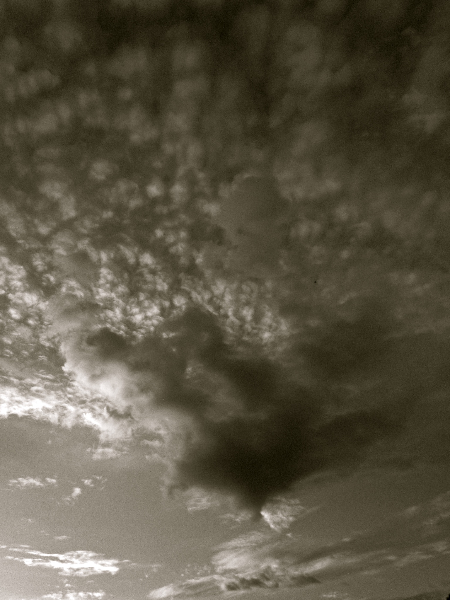 Explosive Sky by MelanieAnnePhillips