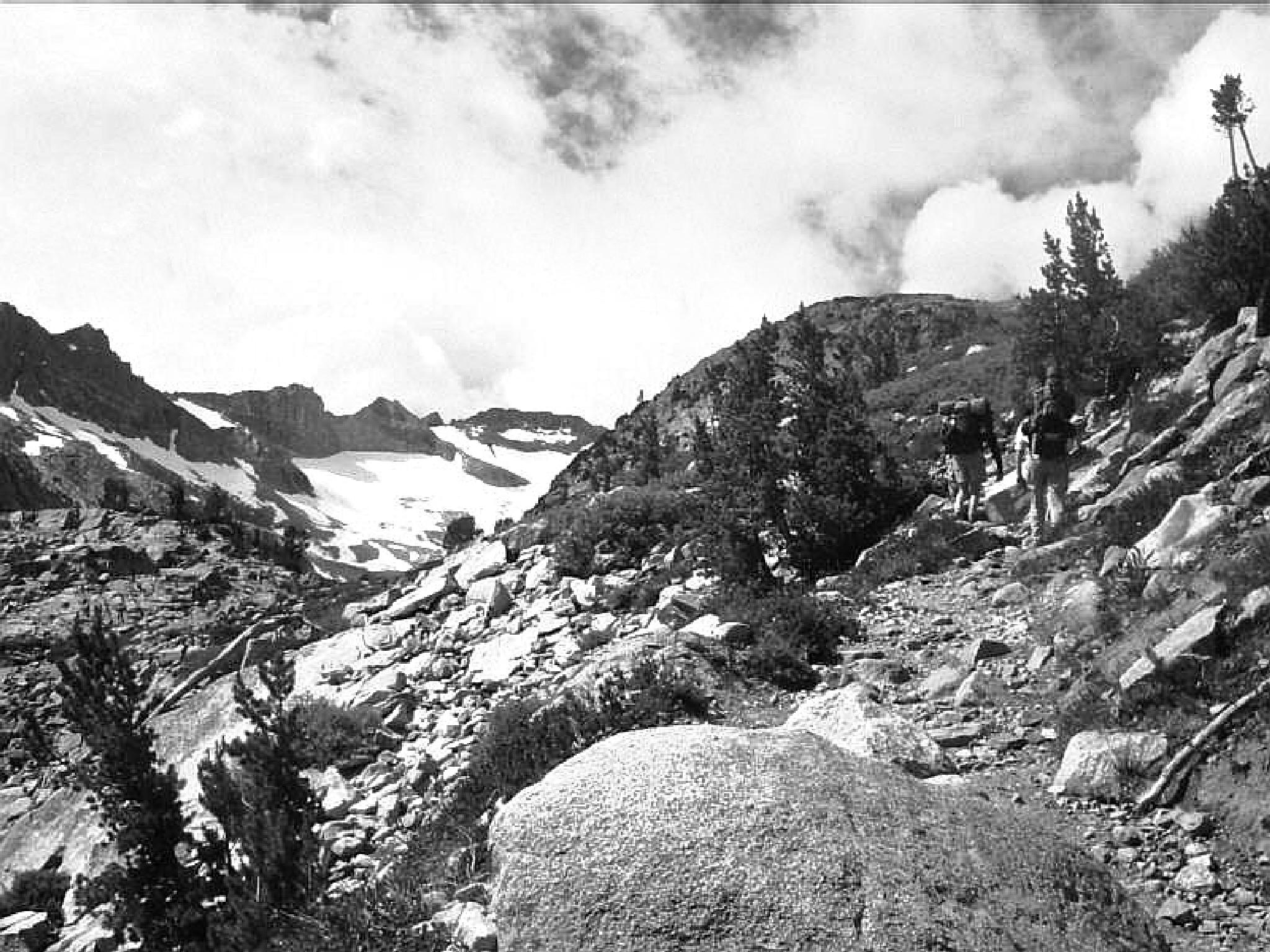The Trail to Donahue Pass by MelanieAnnePhillips