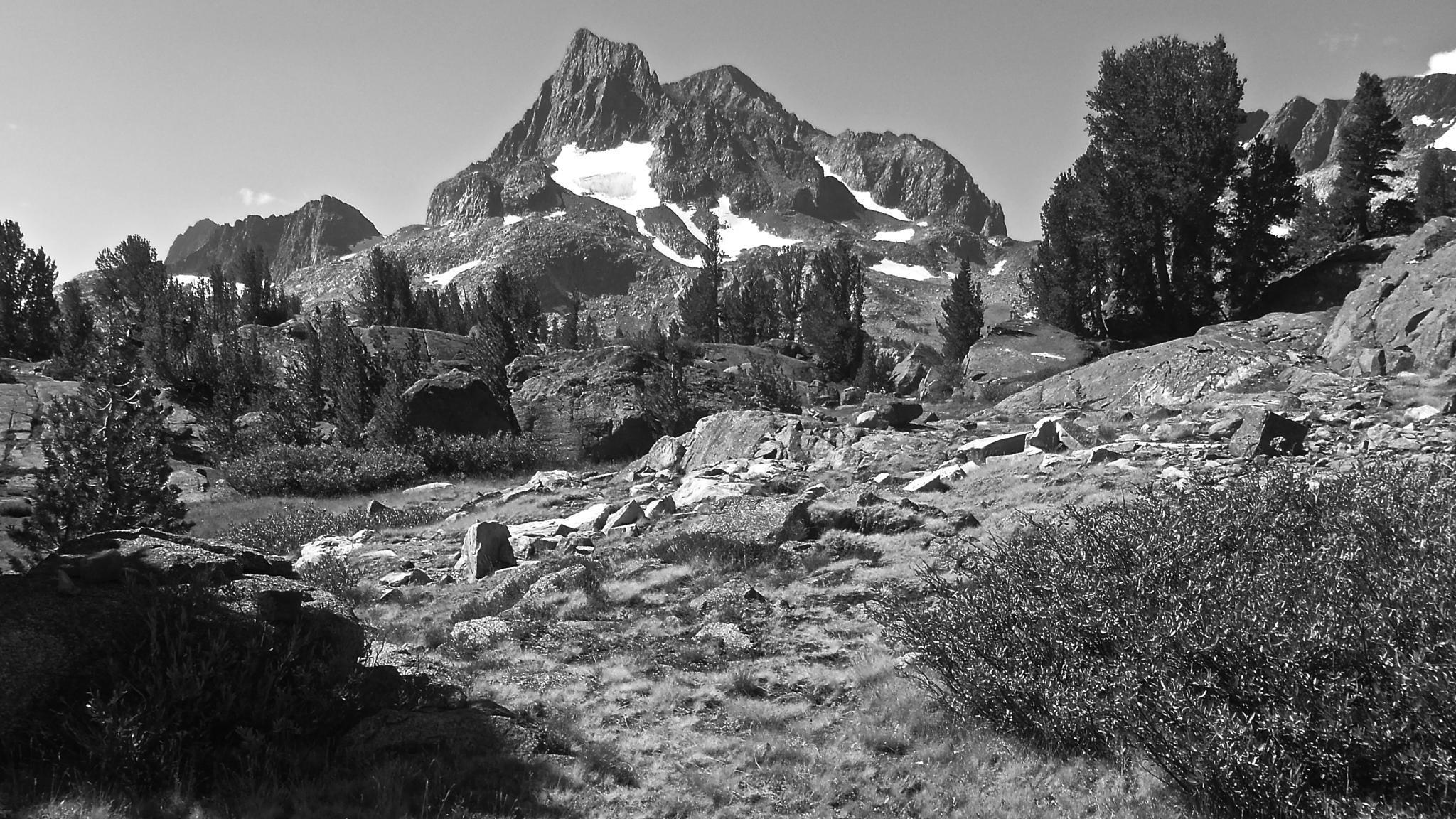Banner Peak by MelanieAnnePhillips