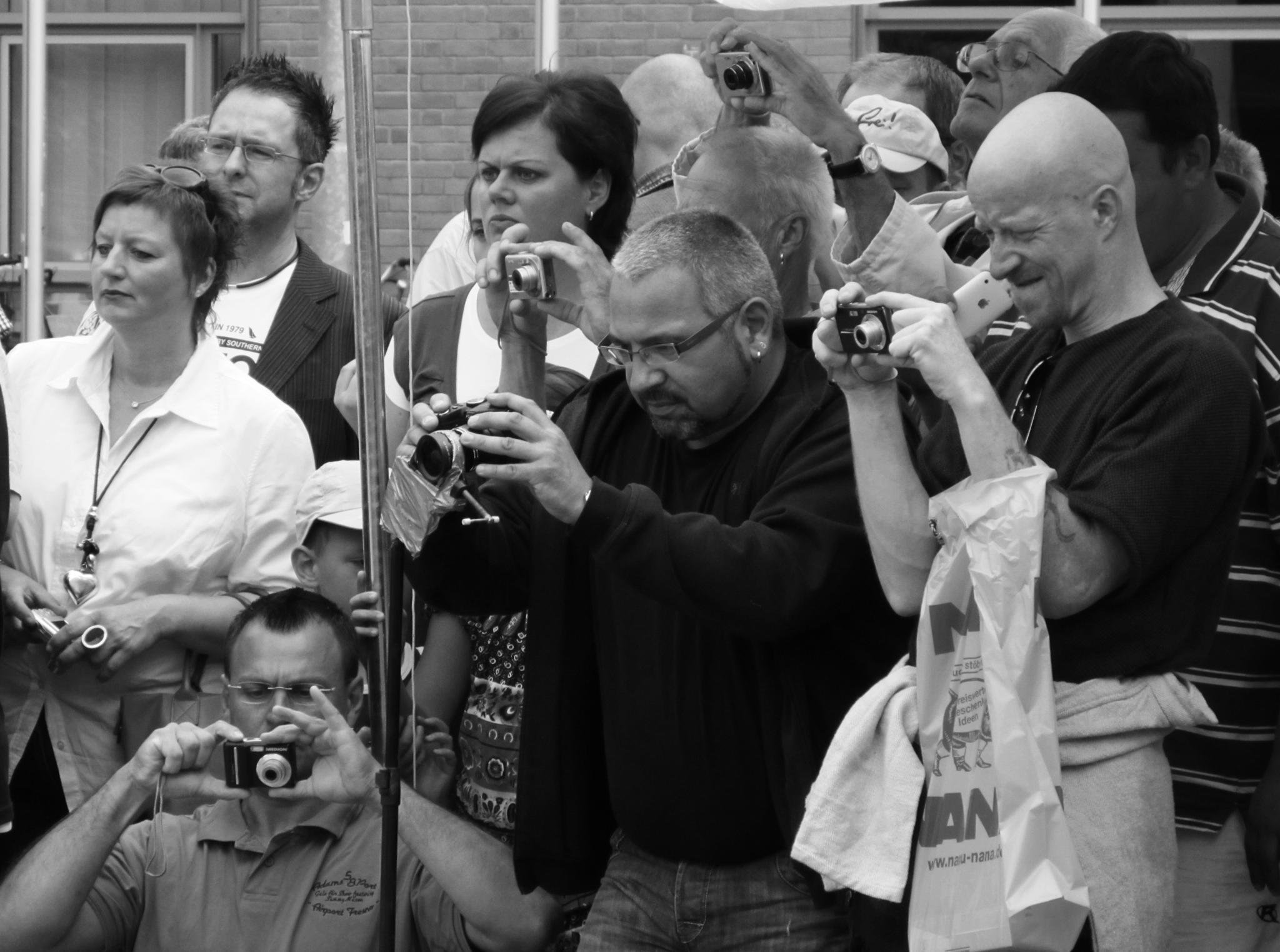 Pictured Photographers by Harry Schäfer
