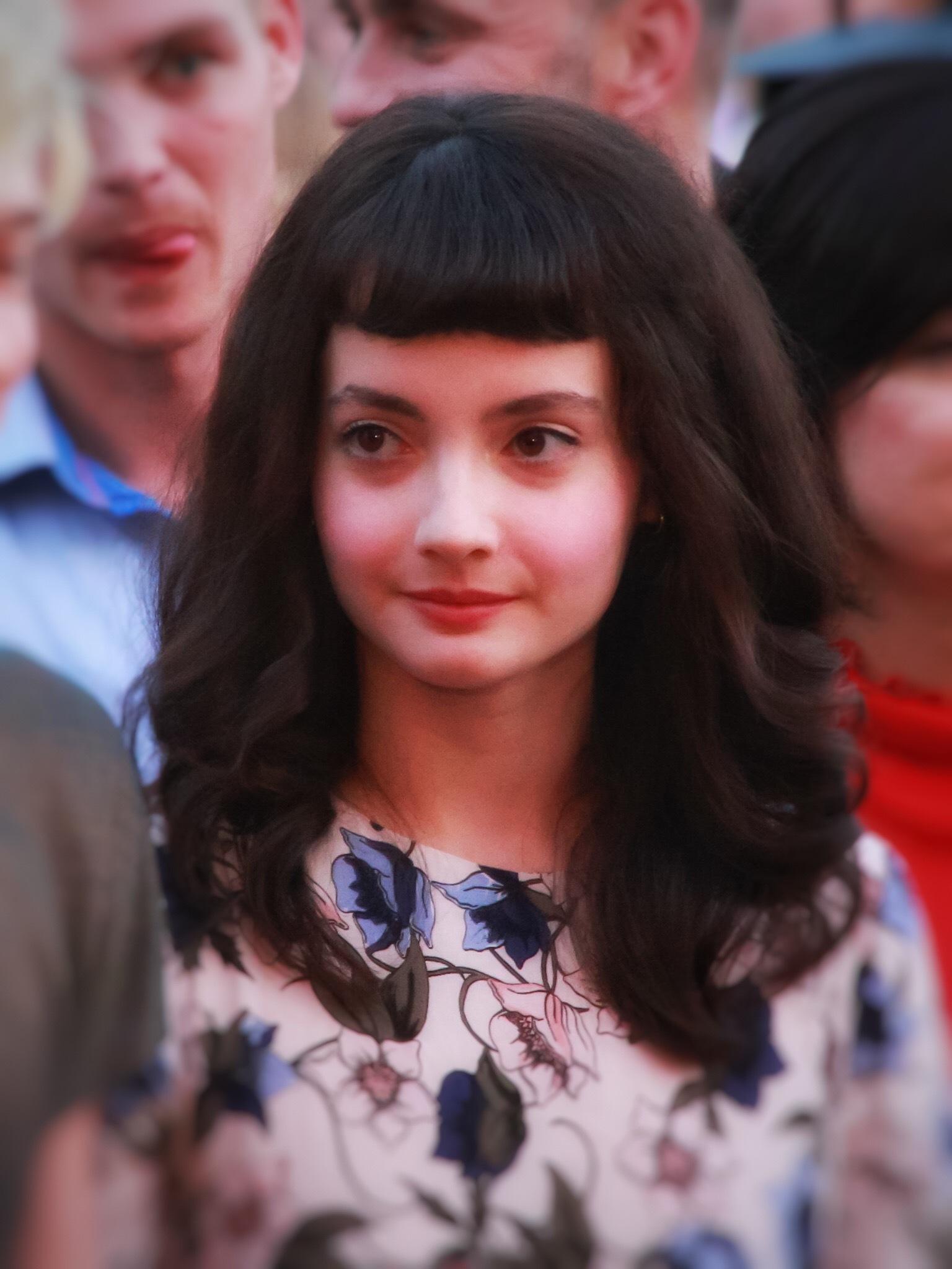 Actress 1b by Harry Schäfer
