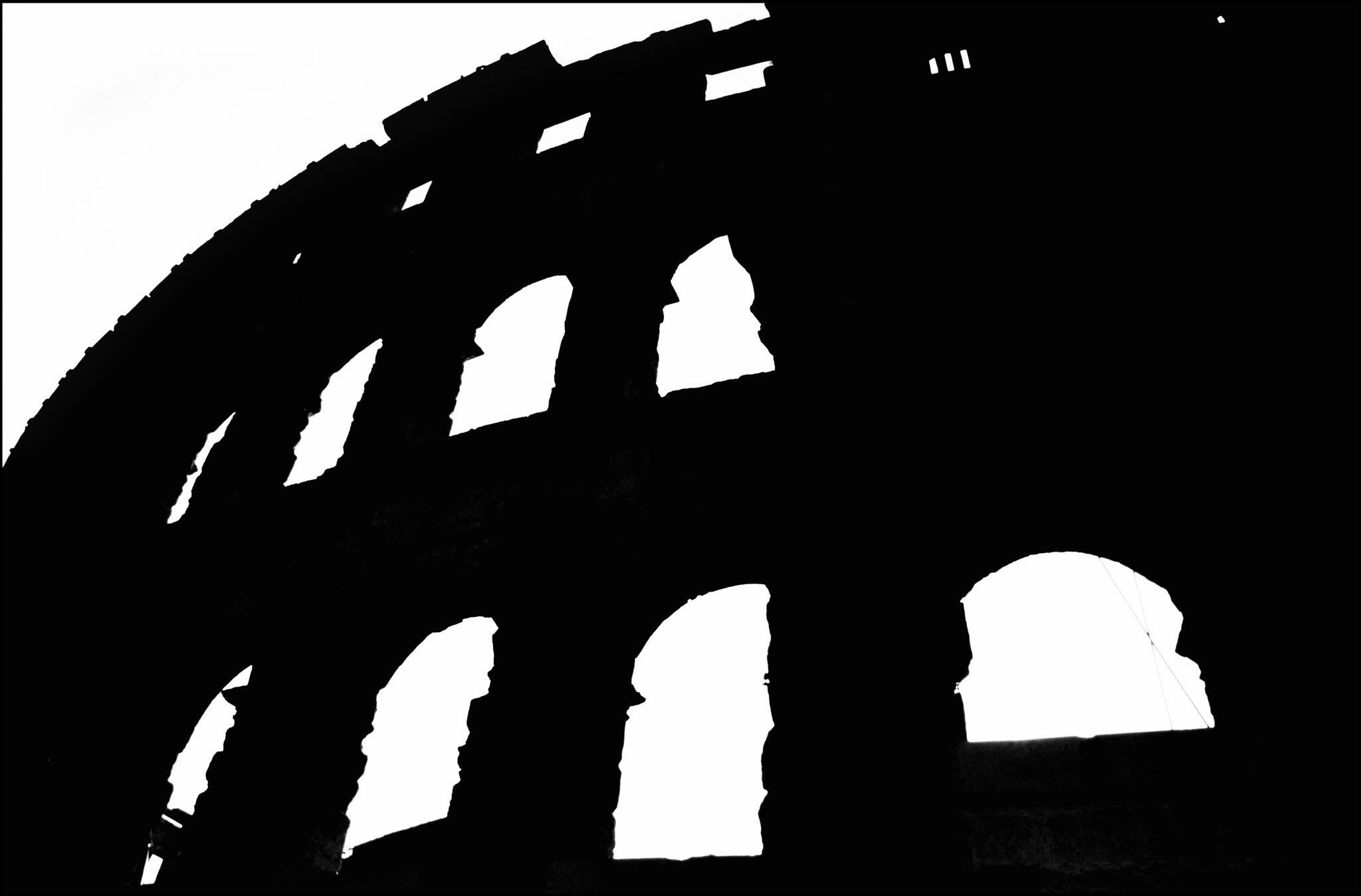 Silhouette  by Harry Schäfer
