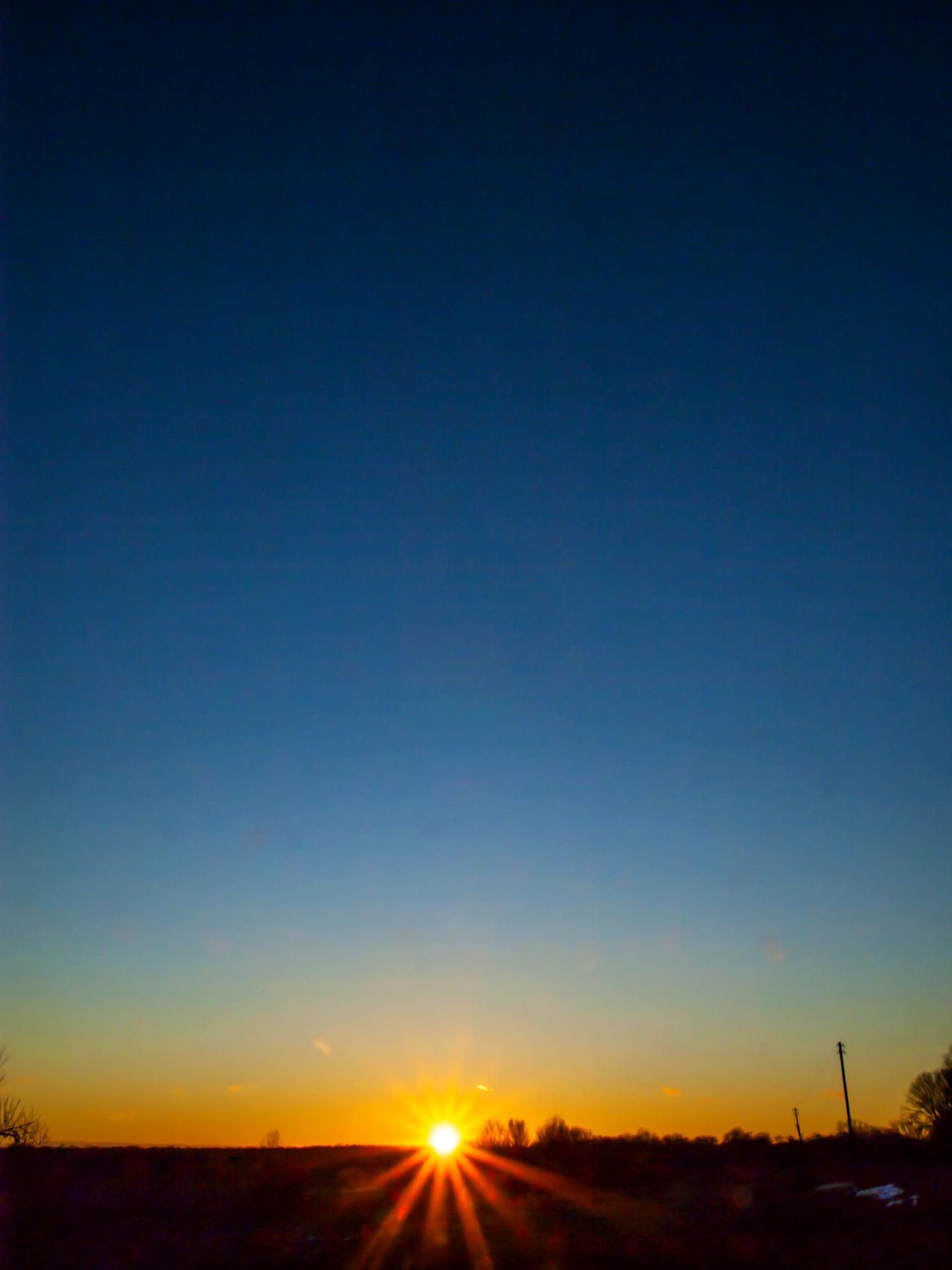 Sunset by Kenéz Imre