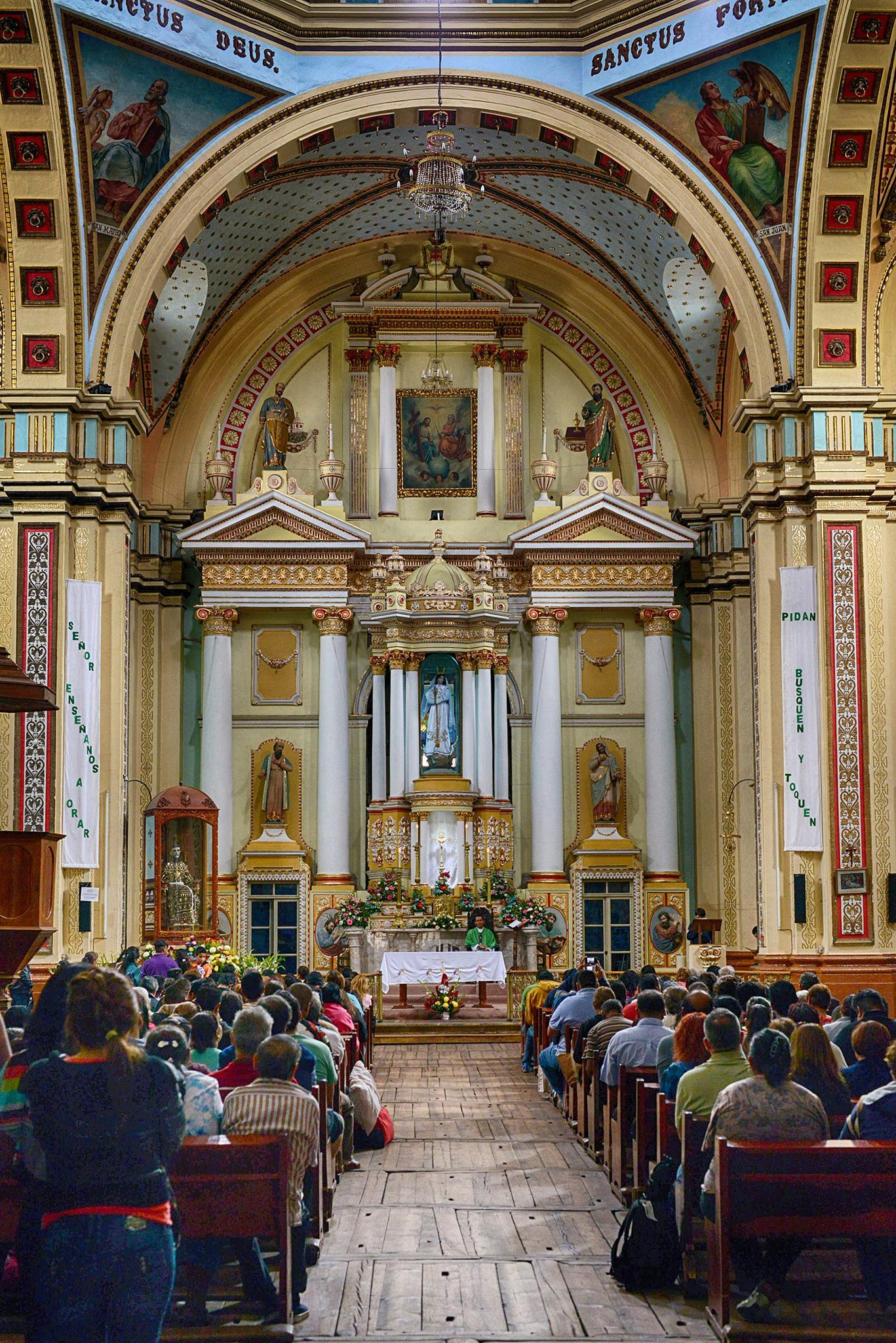 Church Day  by Jesús Leal Vallejo