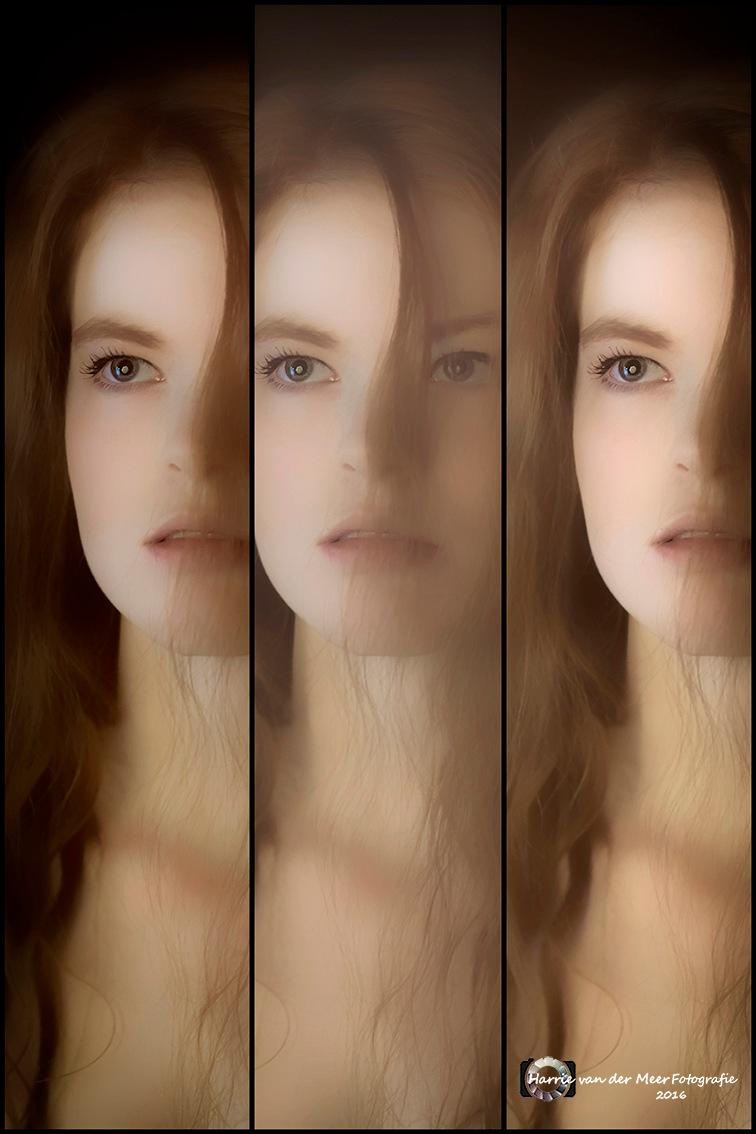 Mirror of the soul II by Harrie van der Meer Fotografie